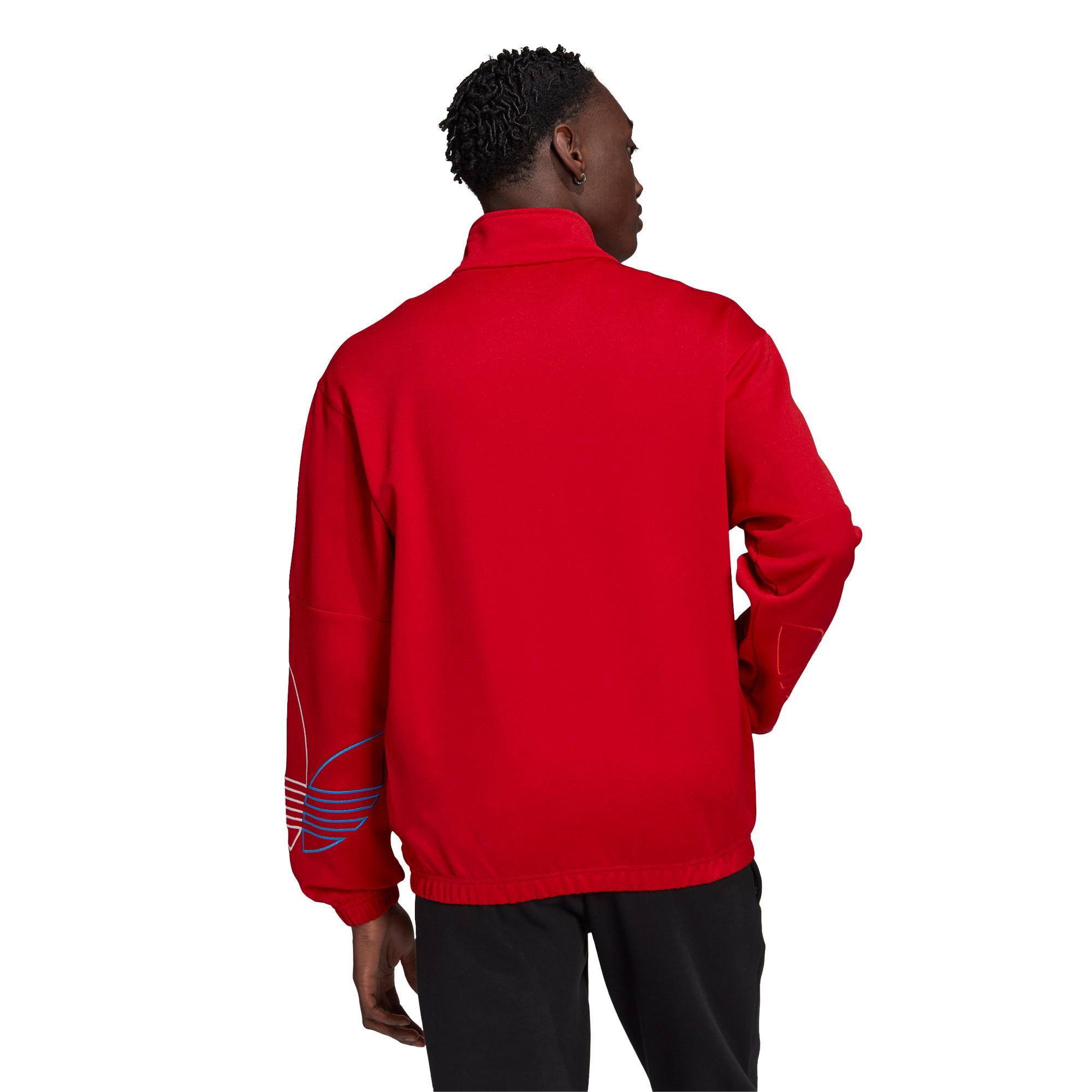 Giacca tuta adicolor FTO Track Jacket, Rosso, large image number 1