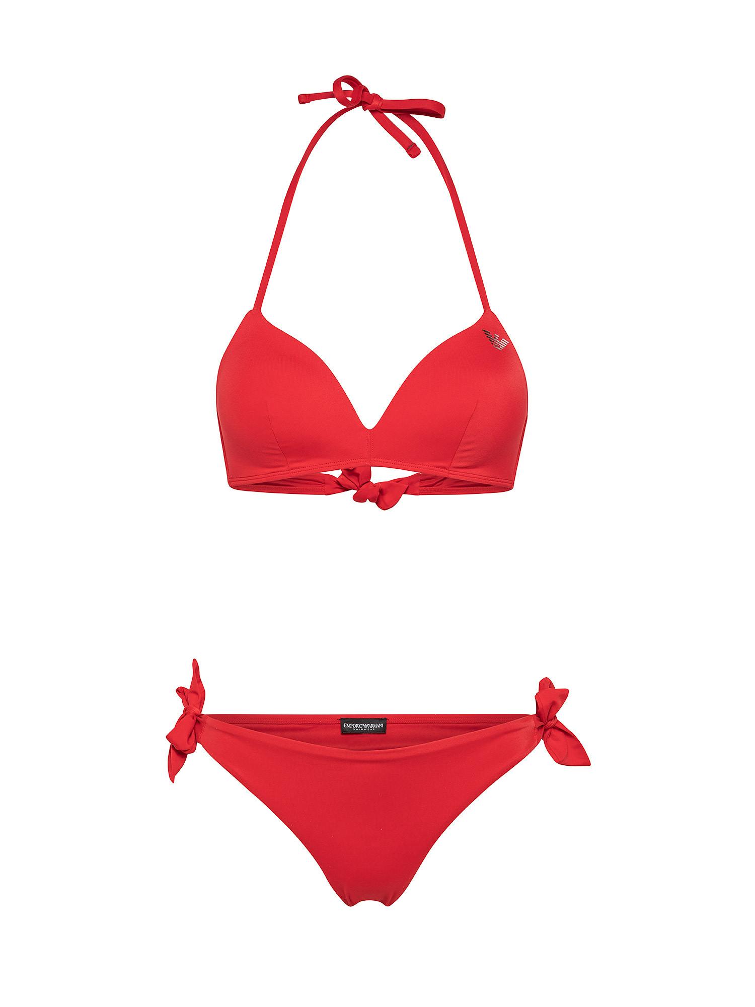 Bikini, Rosso, large image number 0
