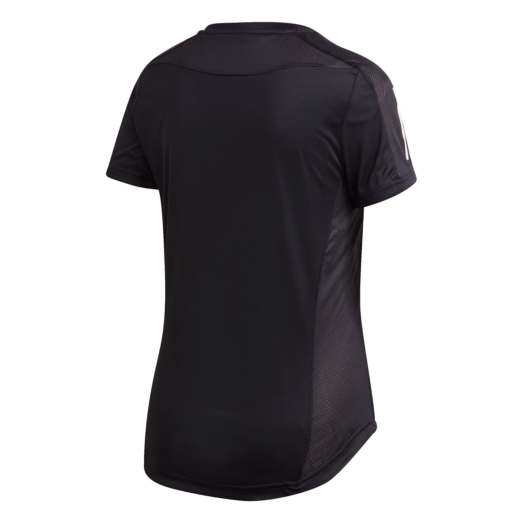 T-shirt Own The Run, Nero, large image number 2