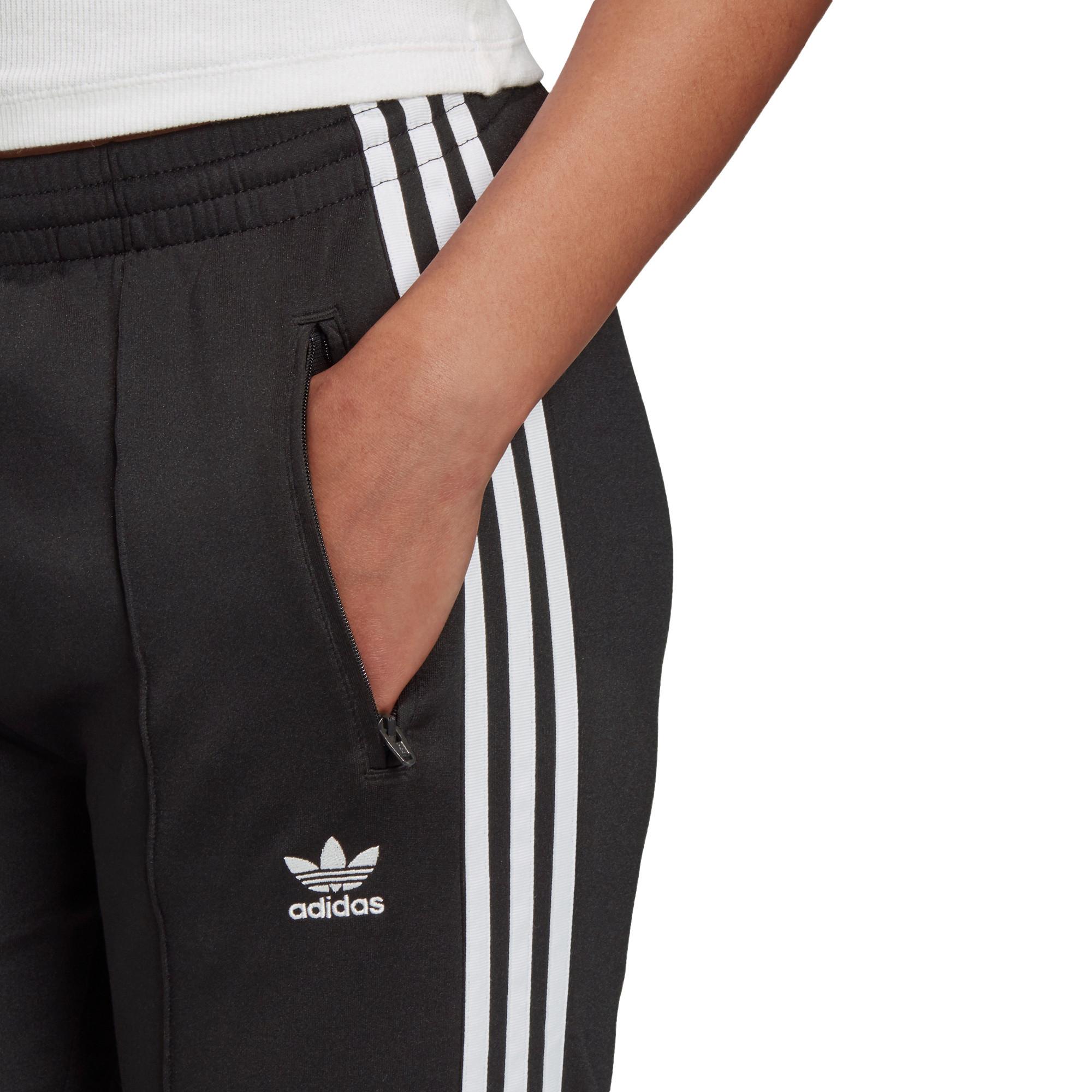 Pantaloni tuta Primeblue SST, Bianco/Nero, large image number 2