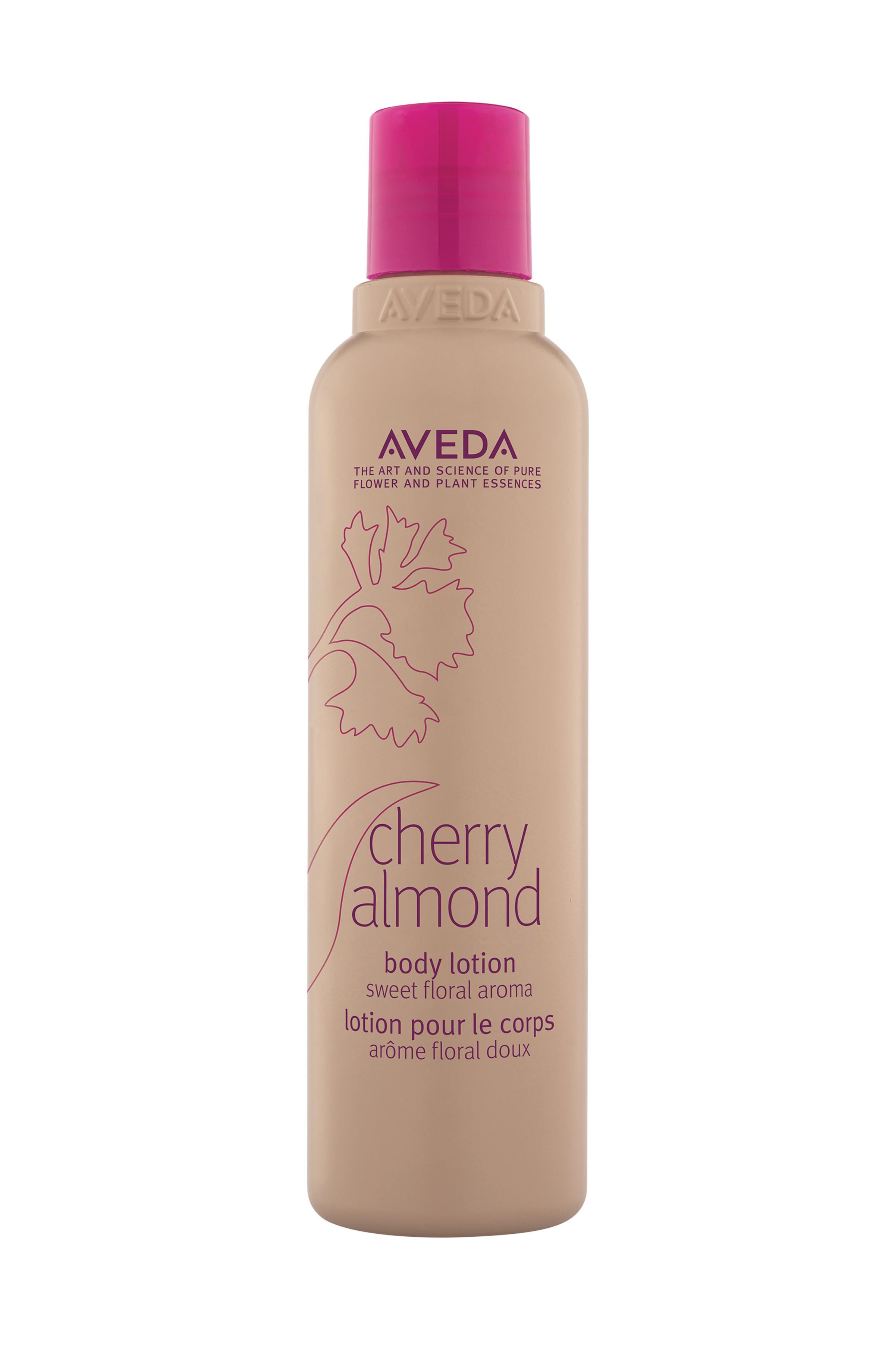 Aveda cherry almond lozione corpo 200 ml, Beige, large image number 0