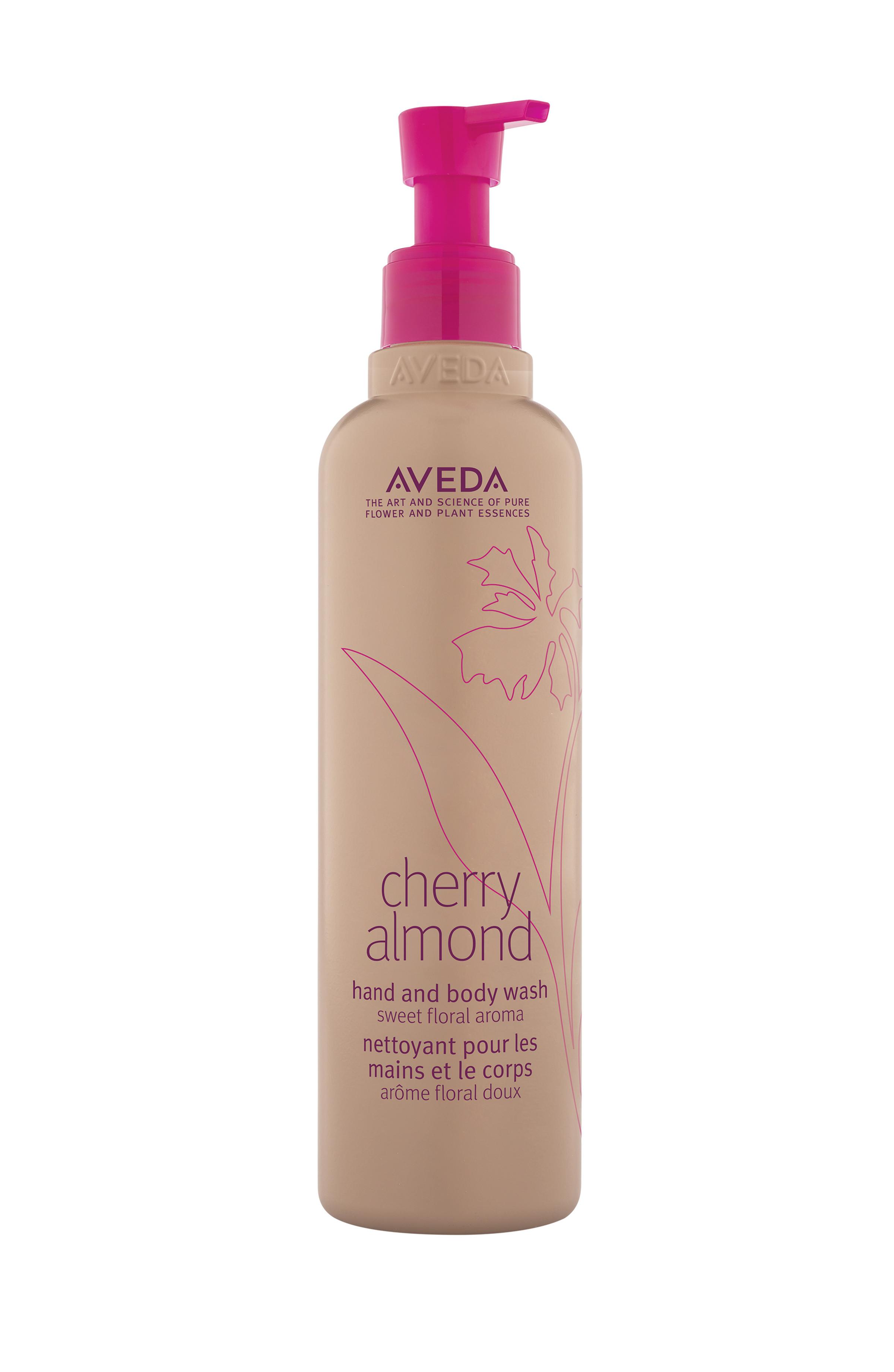Aveda cherry almond docciashiuma corpo e mani 250 ml, Beige, large image number 0