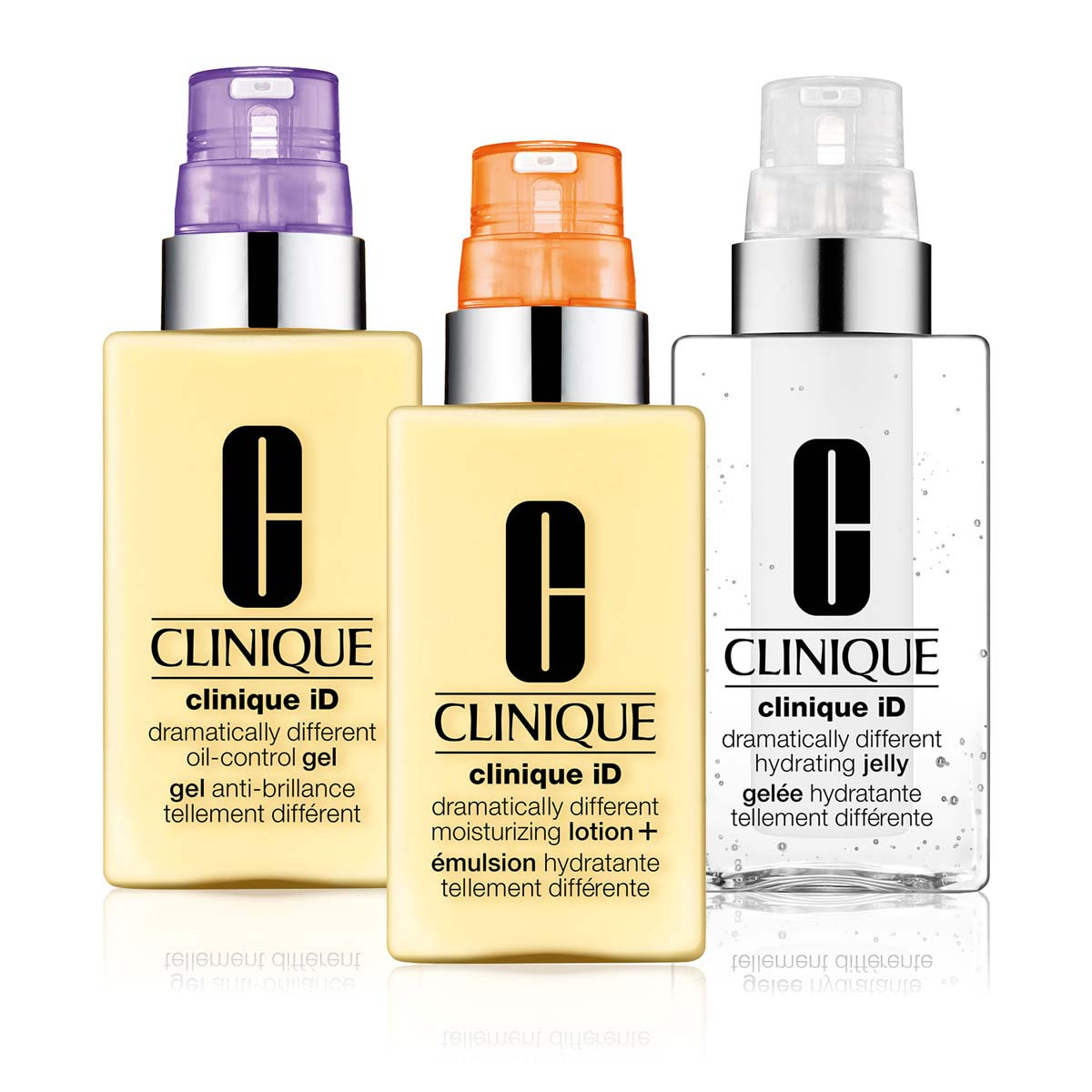 Clinique dramatically different moisturizing lotion + base -115 ml, Giallo, large image number 0