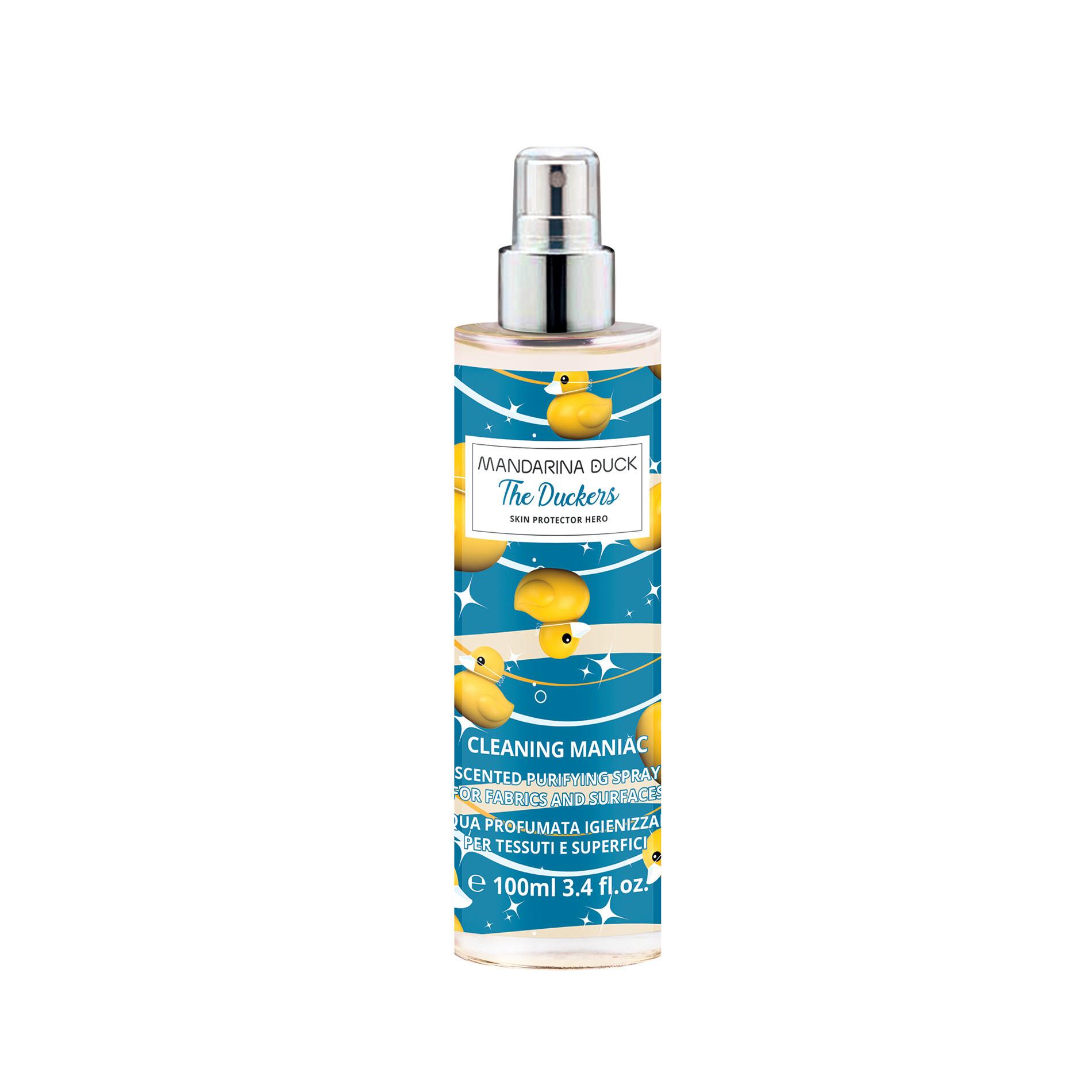 Spray sanificante tessuti e superfici Mandarina Duck 100ml, Multicolor, large image number 0