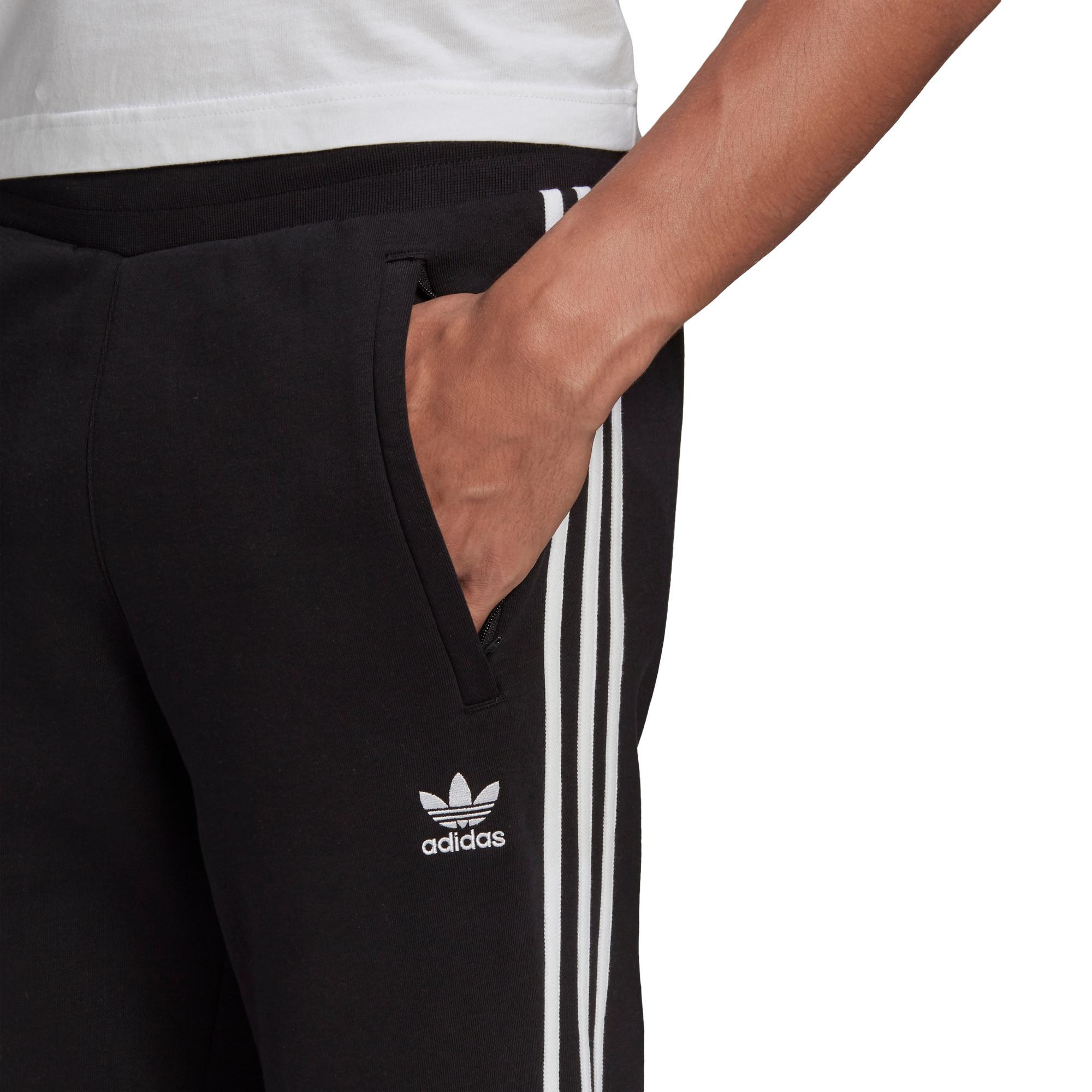 Pantaloni uomo adicolor Classics 3-Stripes, Nero, large image number 4