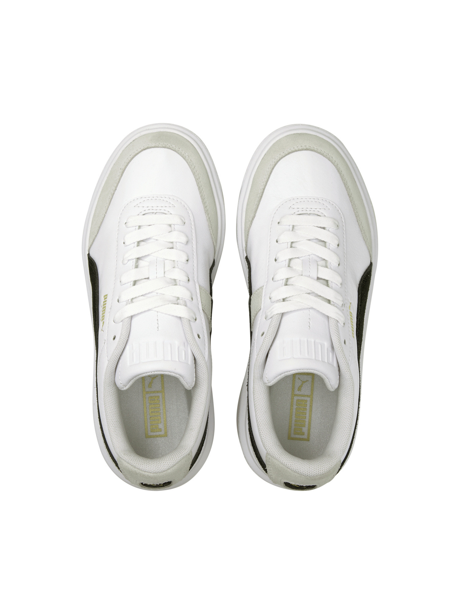 Sneakers Oslo Maya, Nero/Bianco, large image number 3