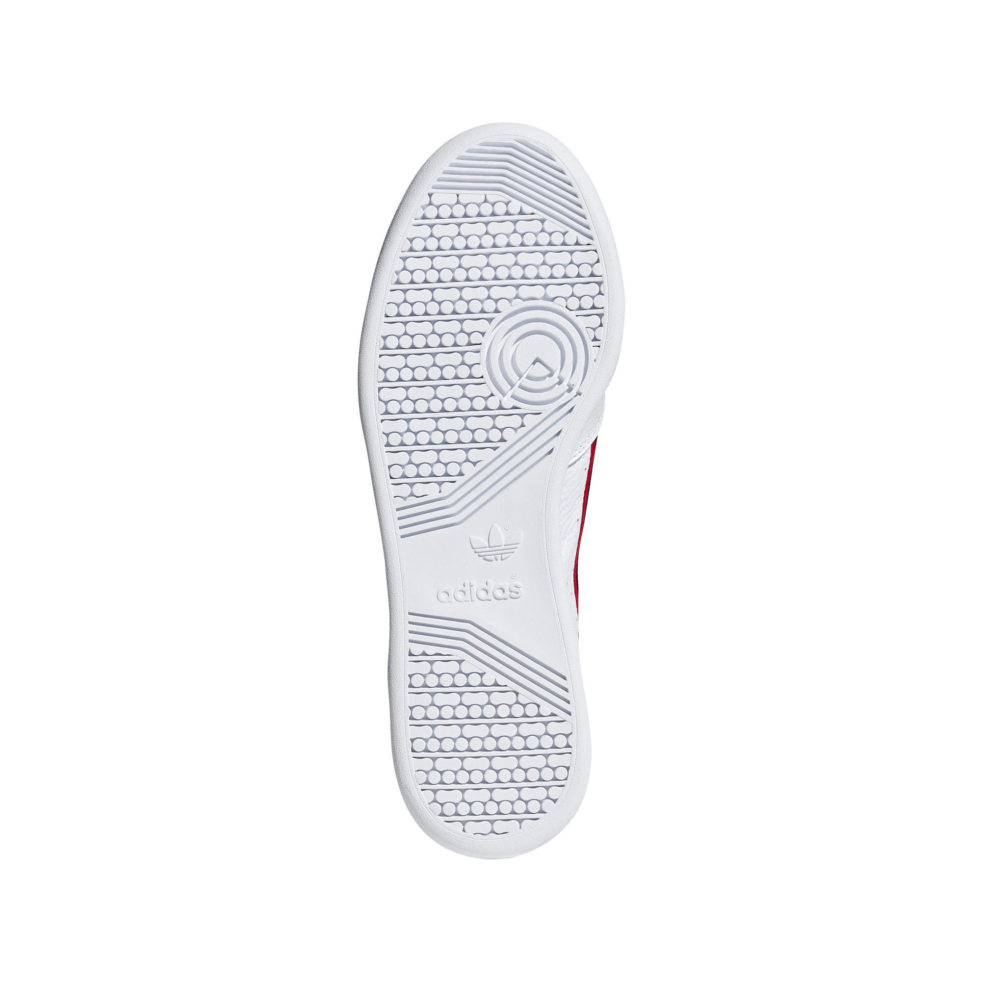 Scarpe uomo Continental 80, Bianco, large image number 6