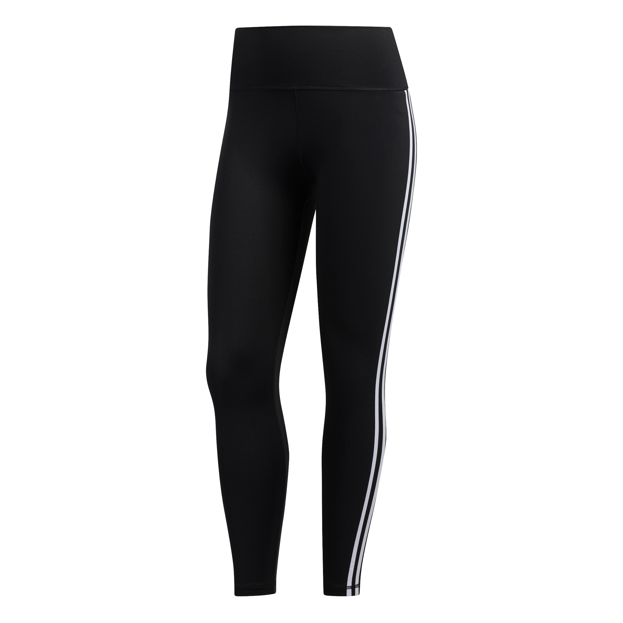 Tight 7/8 Believe This 2.0 3-Stripes, Nero, large image number 0