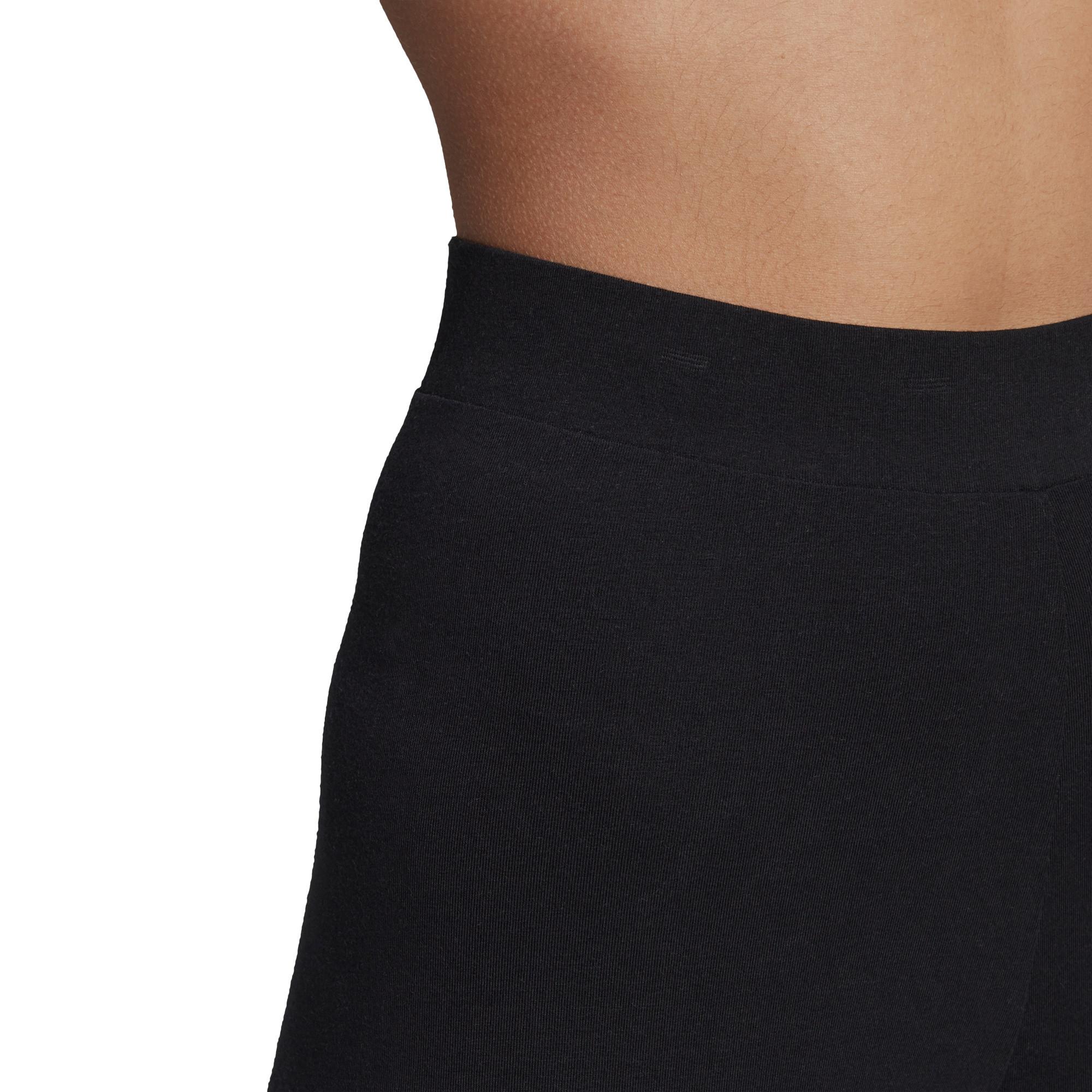 Leggings Loungewear adicolor Tricolor, Nero, large image number 5