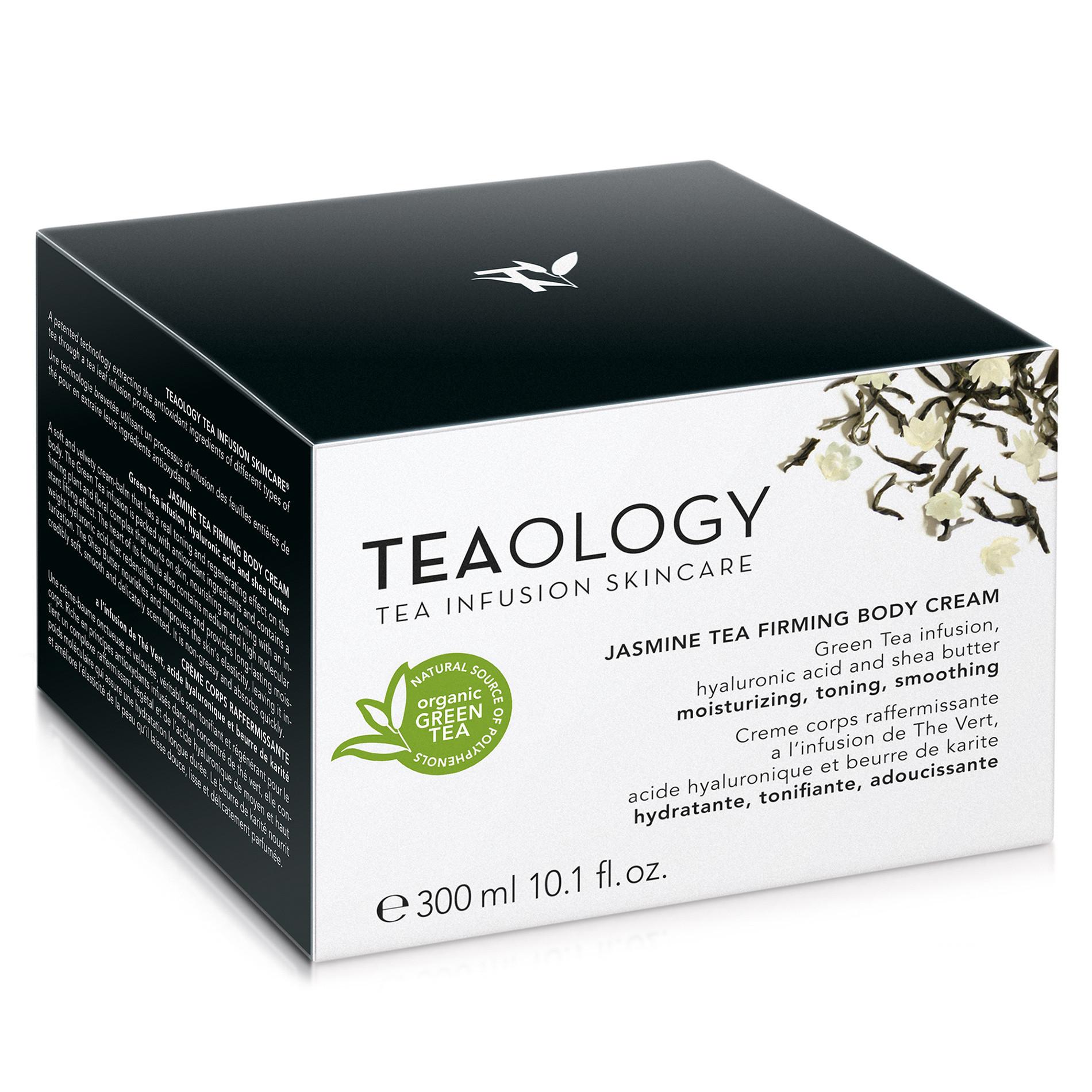 Jasmine Tea Body Cream Rassodante 300 ml, Bianco, large image number 0