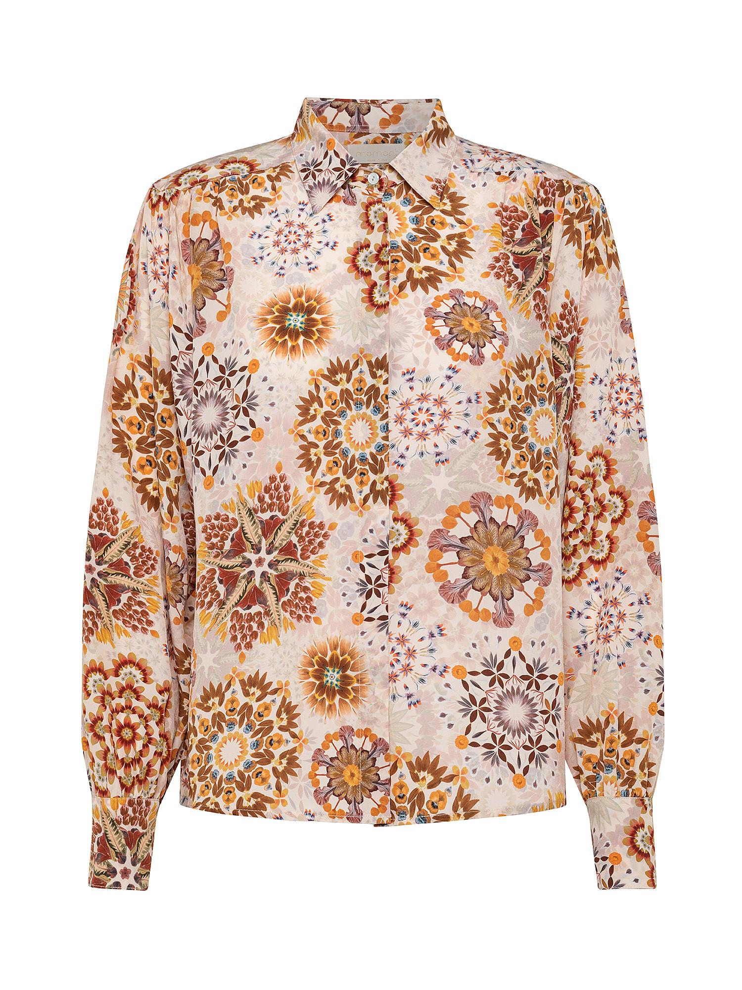 Camicia  Alessandria, Bianco/Rosa, large image number 0