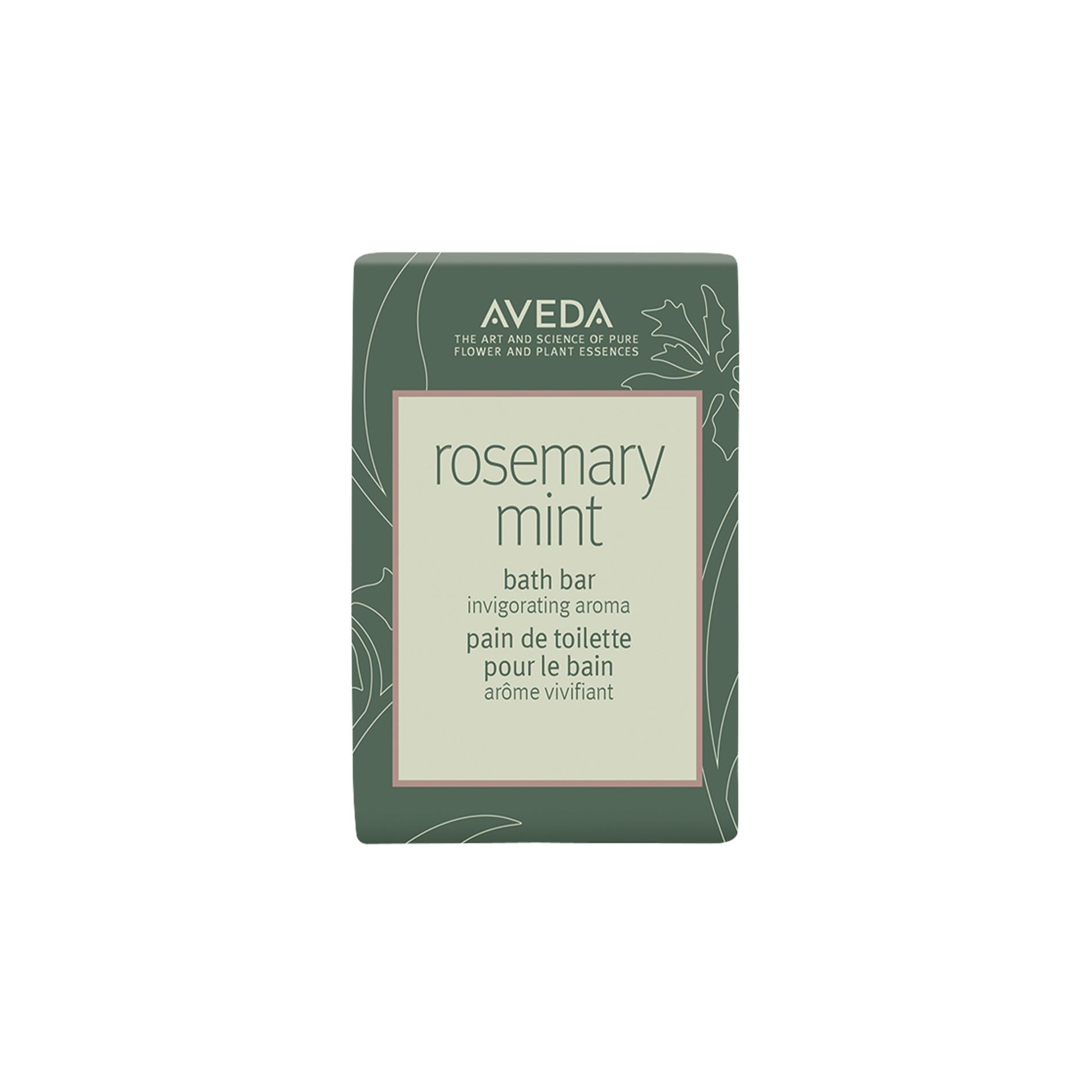 Aveda rosemary mint saponetta bagno200 g, Verde, large image number 0