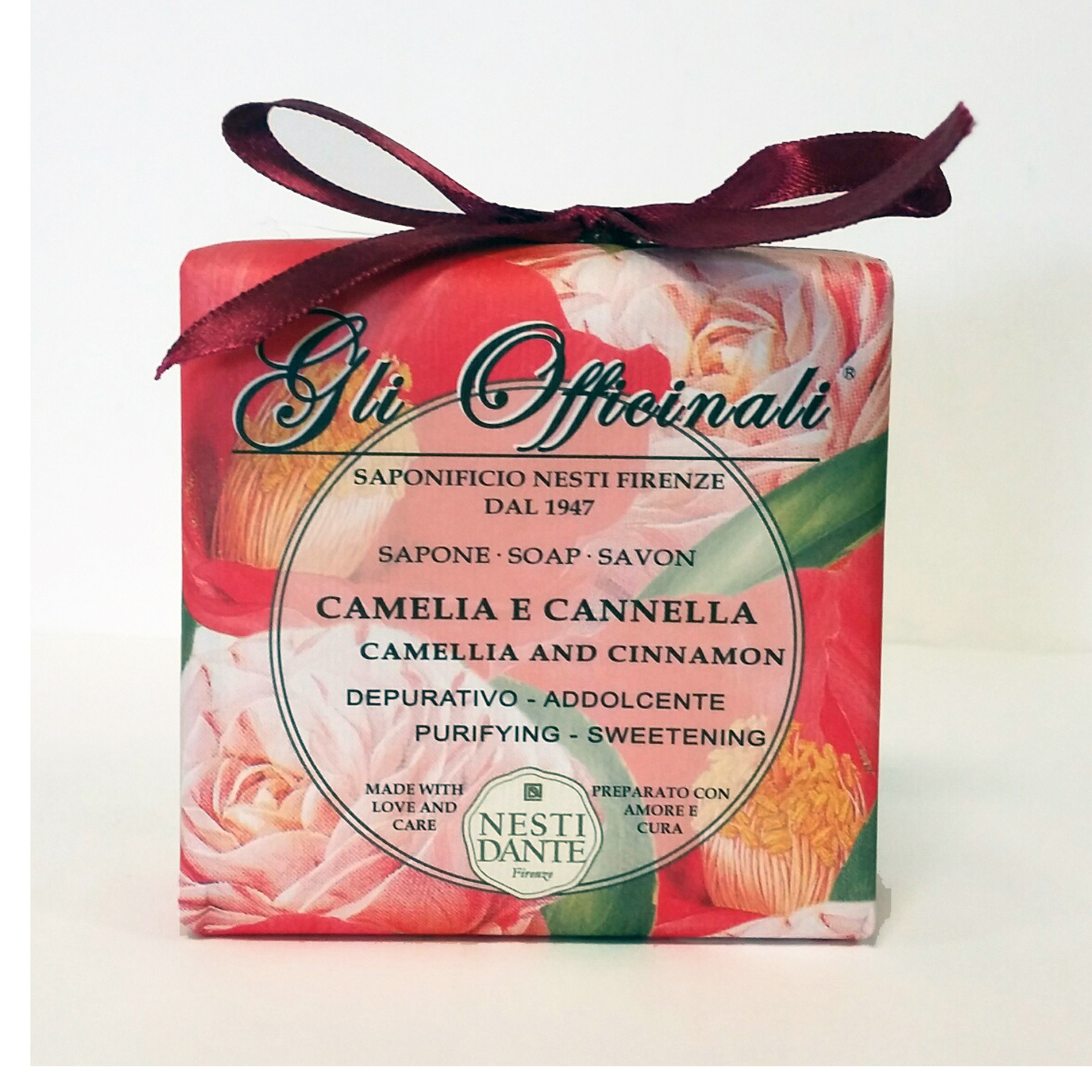 Officinale - Camelia & Cannella, Rosso, large image number 0