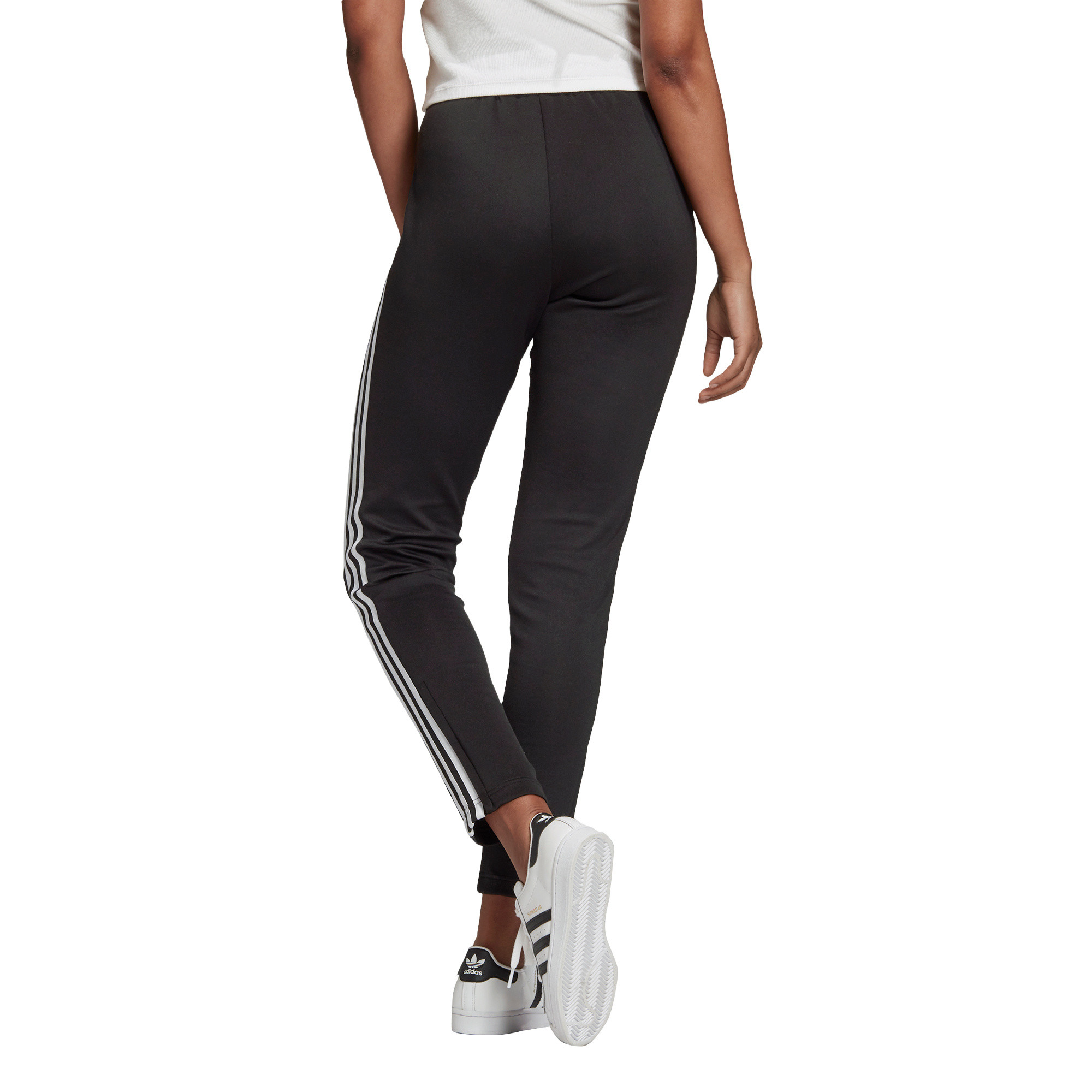 Pantaloni tuta Primeblue SST, Bianco/Nero, large image number 5