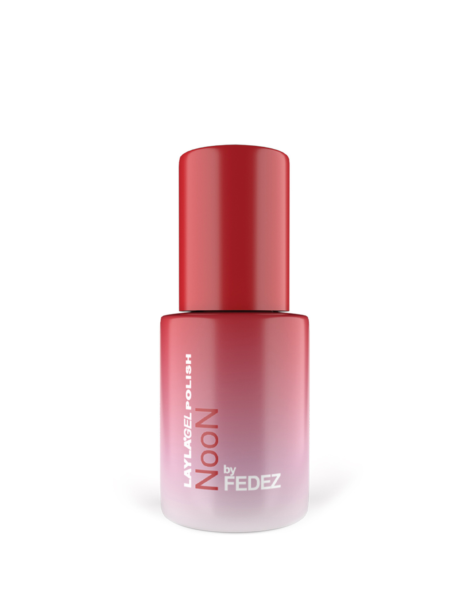 Gel Polish NooN by Fedez - On Air, Rosso, large image number 0