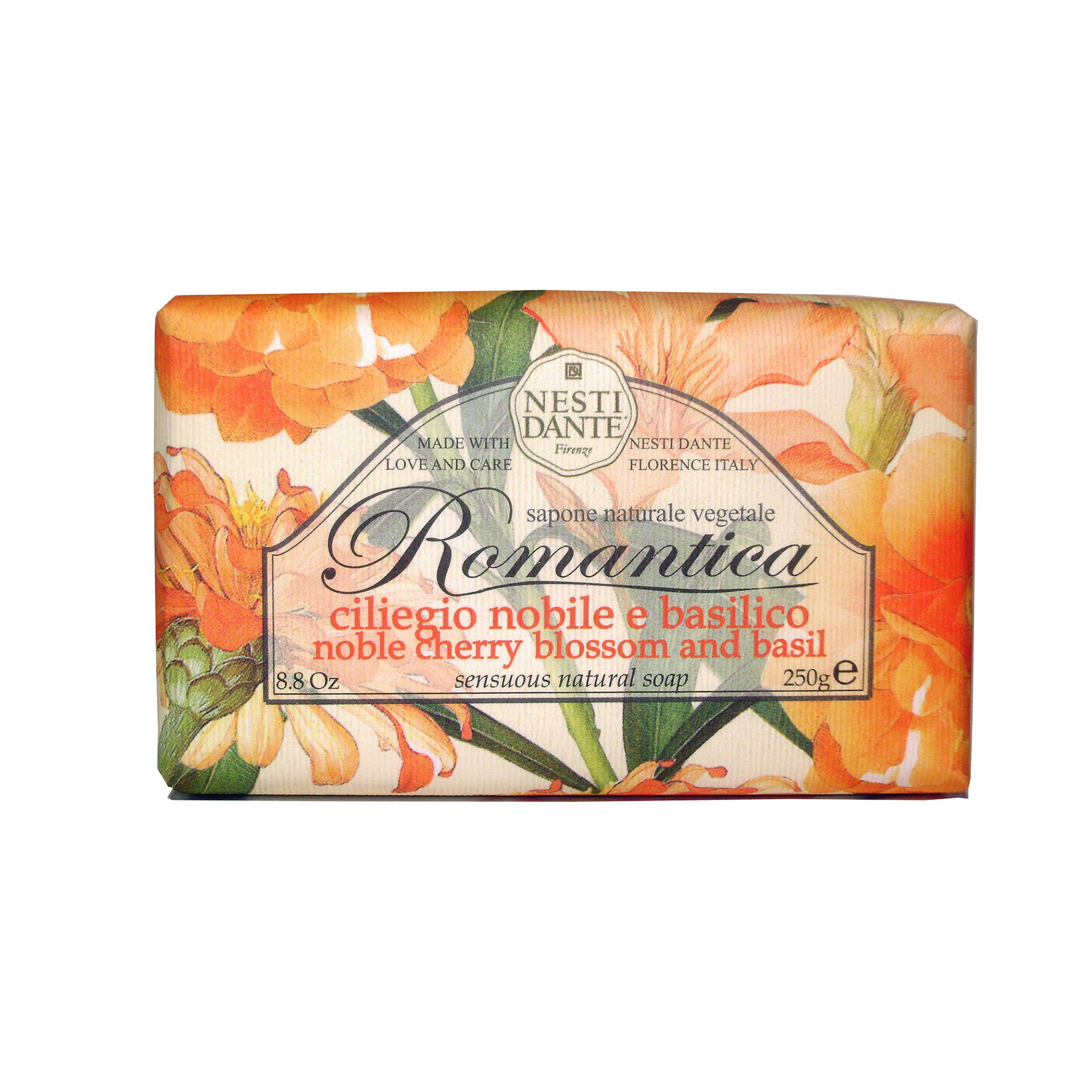 Romantica - Ciliegio Nobile E Basilico, Arancione, large image number 0