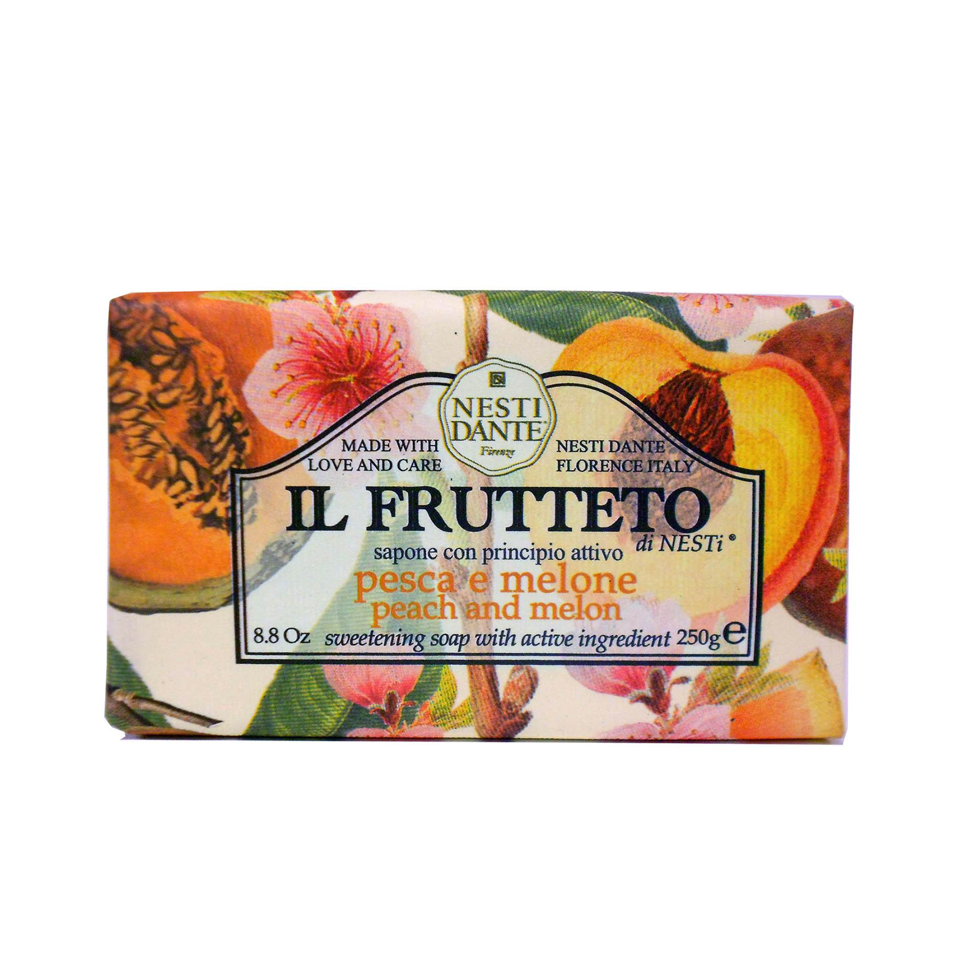 Il Frutteto - Pesca E Melone, Arancione, large image number 0