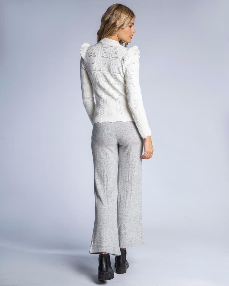 Pantaloni tuta, Grigio, large image number 5