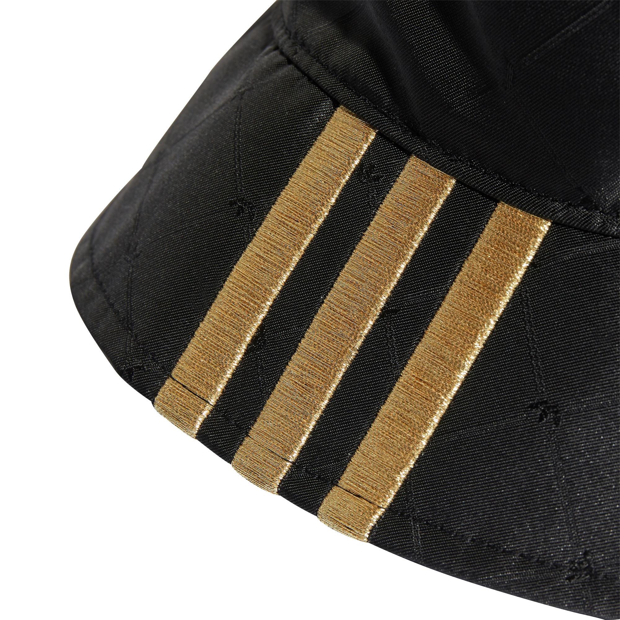 Cappello Adicolor Bucket, Nero, large image number 3