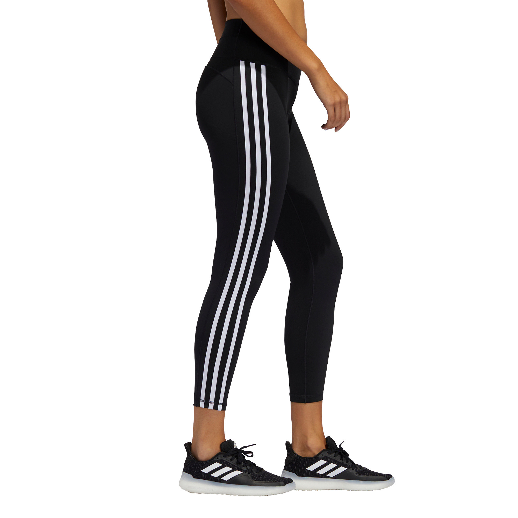 Tight 7/8 Believe This 2.0 3-Stripes, Nero, large image number 5