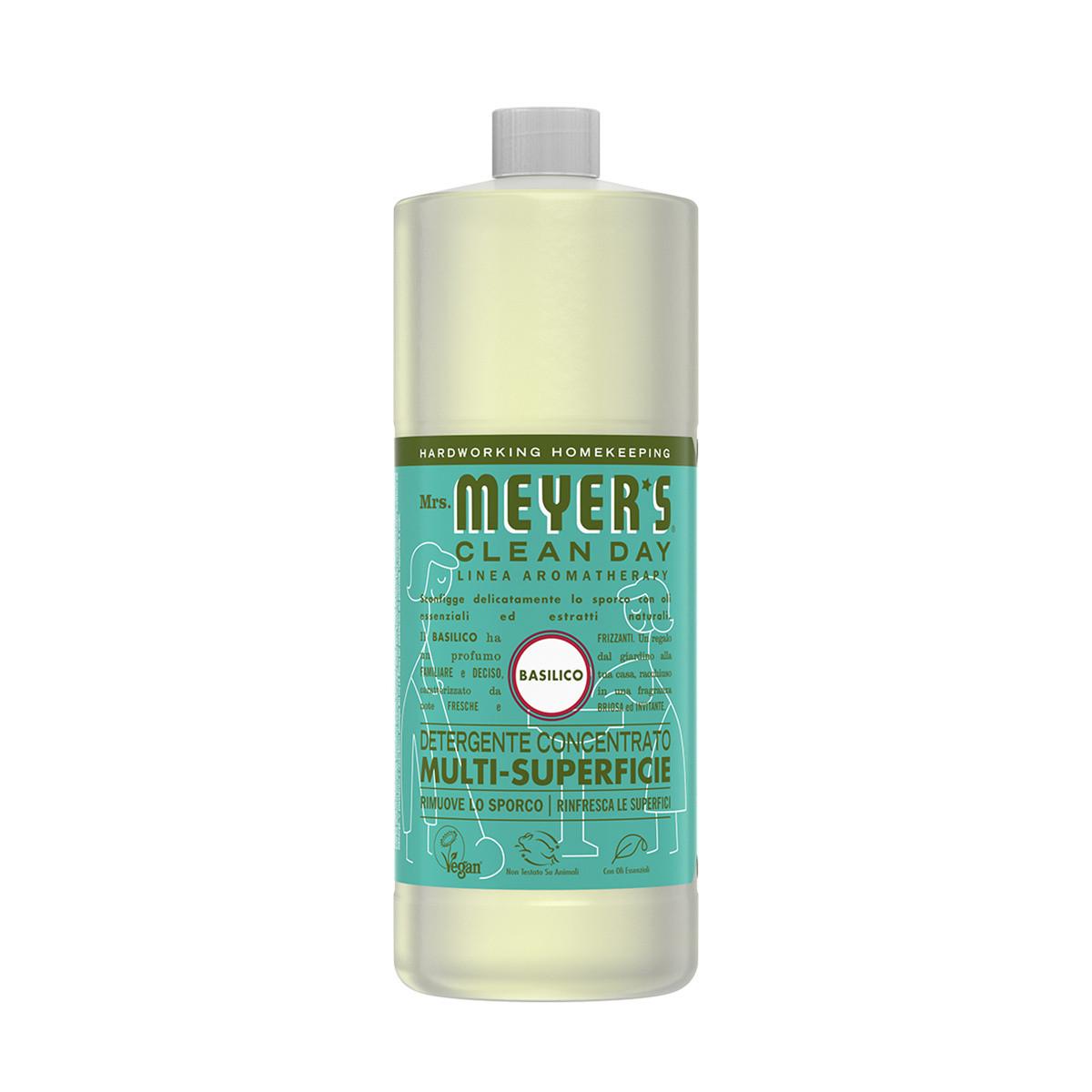 Detergente concentrato multi-supericie profumo di basilico 946ml, Verde smeraldo, large image number 0