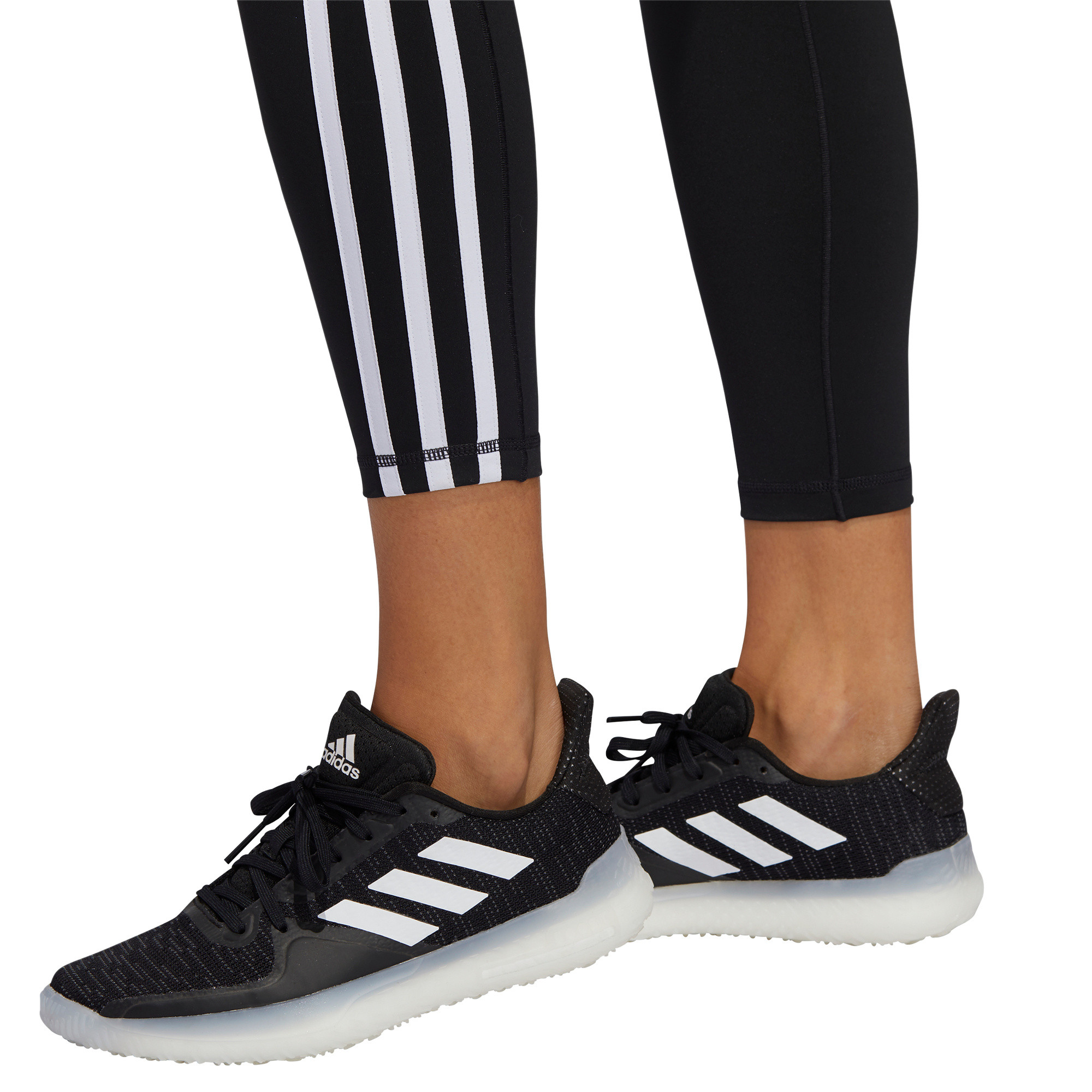 Tight 7/8 Believe This 2.0 3-Stripes, Nero, large image number 4