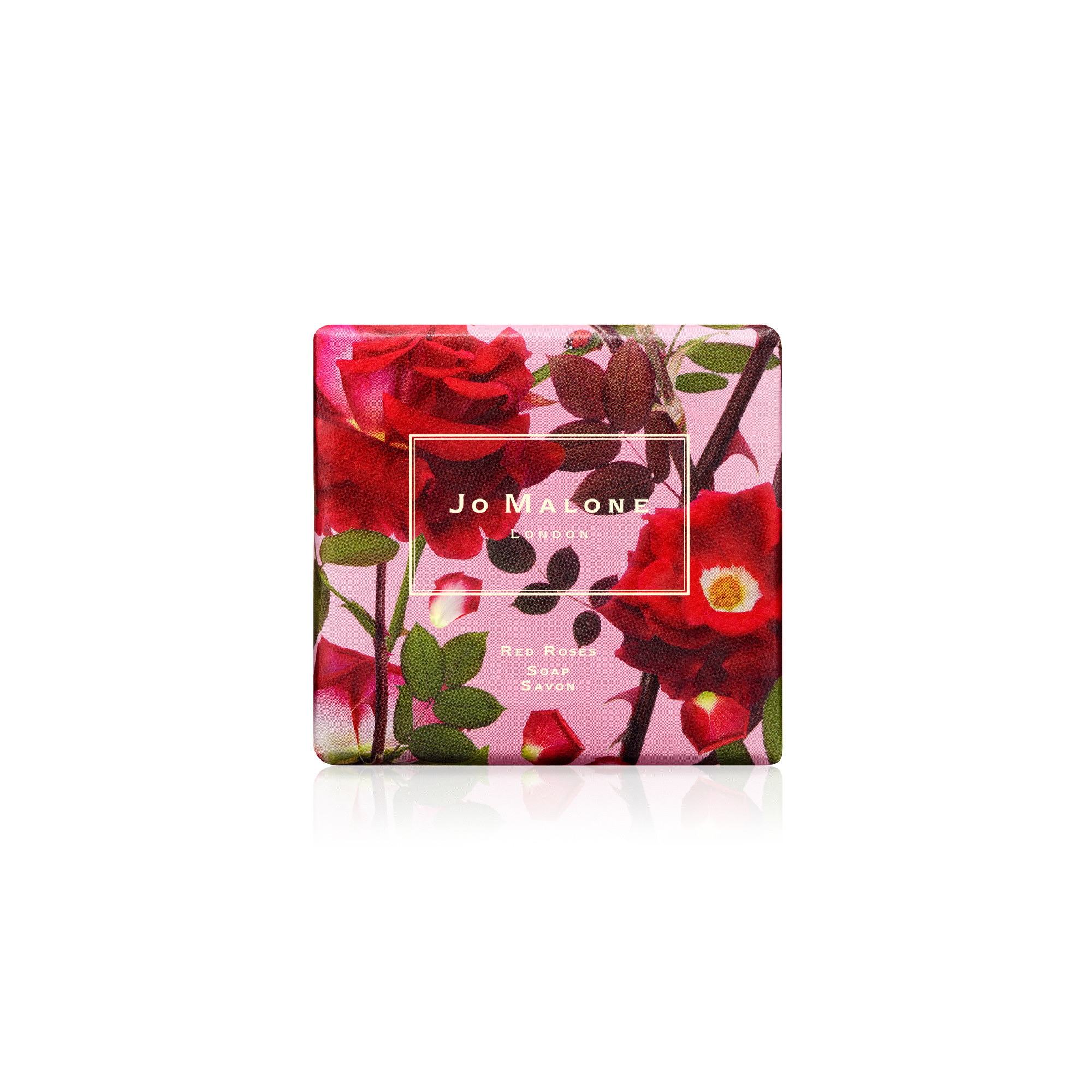 Jo Malone London red roses soap 100 g, Beige, large image number 0