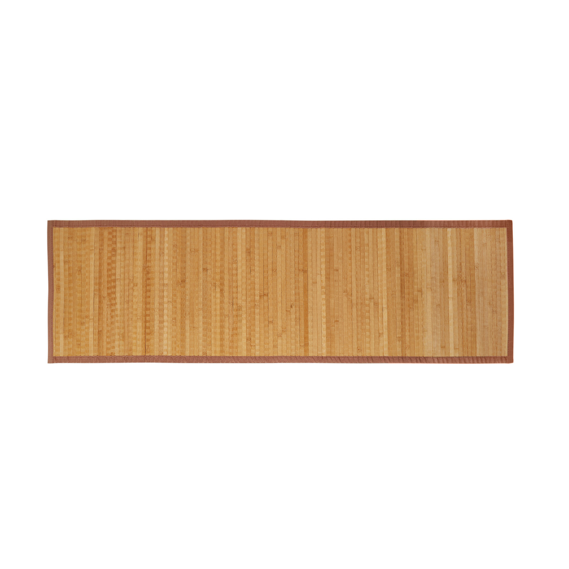 Sottolavello in bamboo tinta unita, Beige, large image number 0