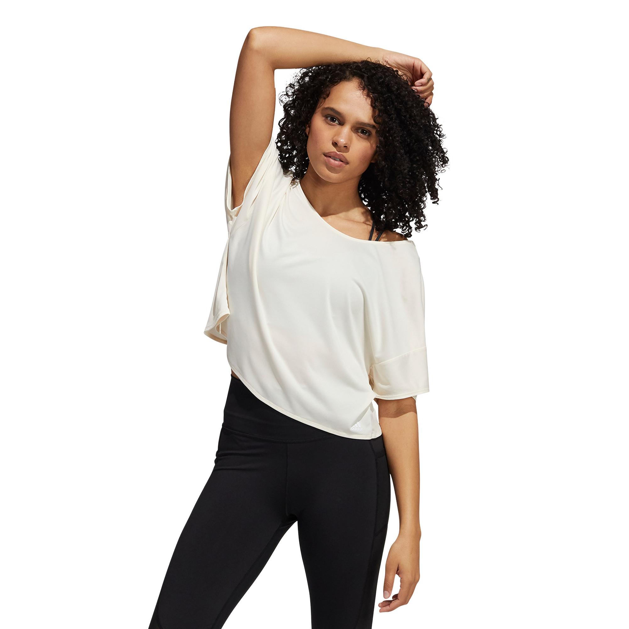 T-shirt Primeblue, Bianco, large image number 1