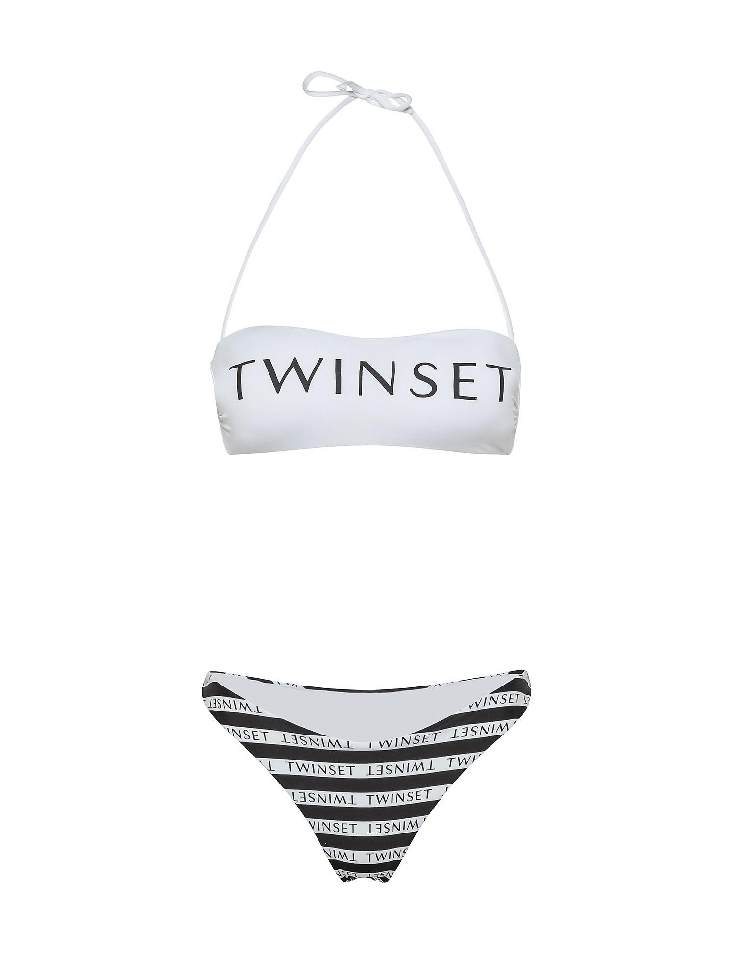 Bikini, Bianco/Nero, large image number 0