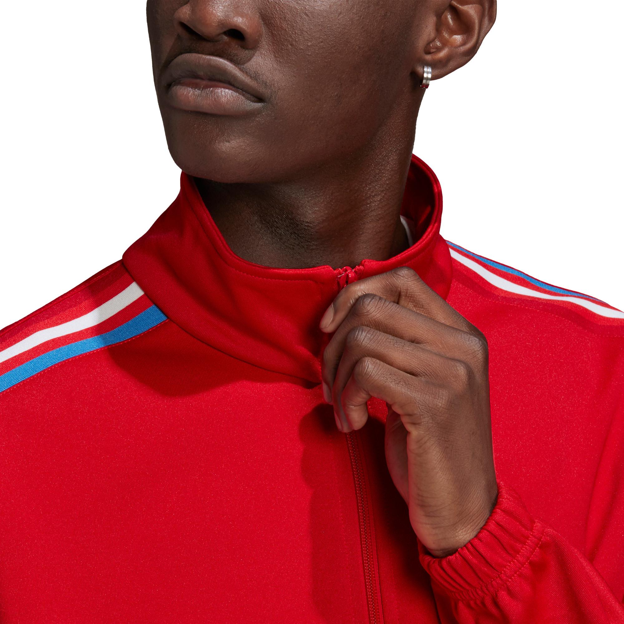 Giacca tuta adicolor FTO Track Jacket, Rosso, large image number 2