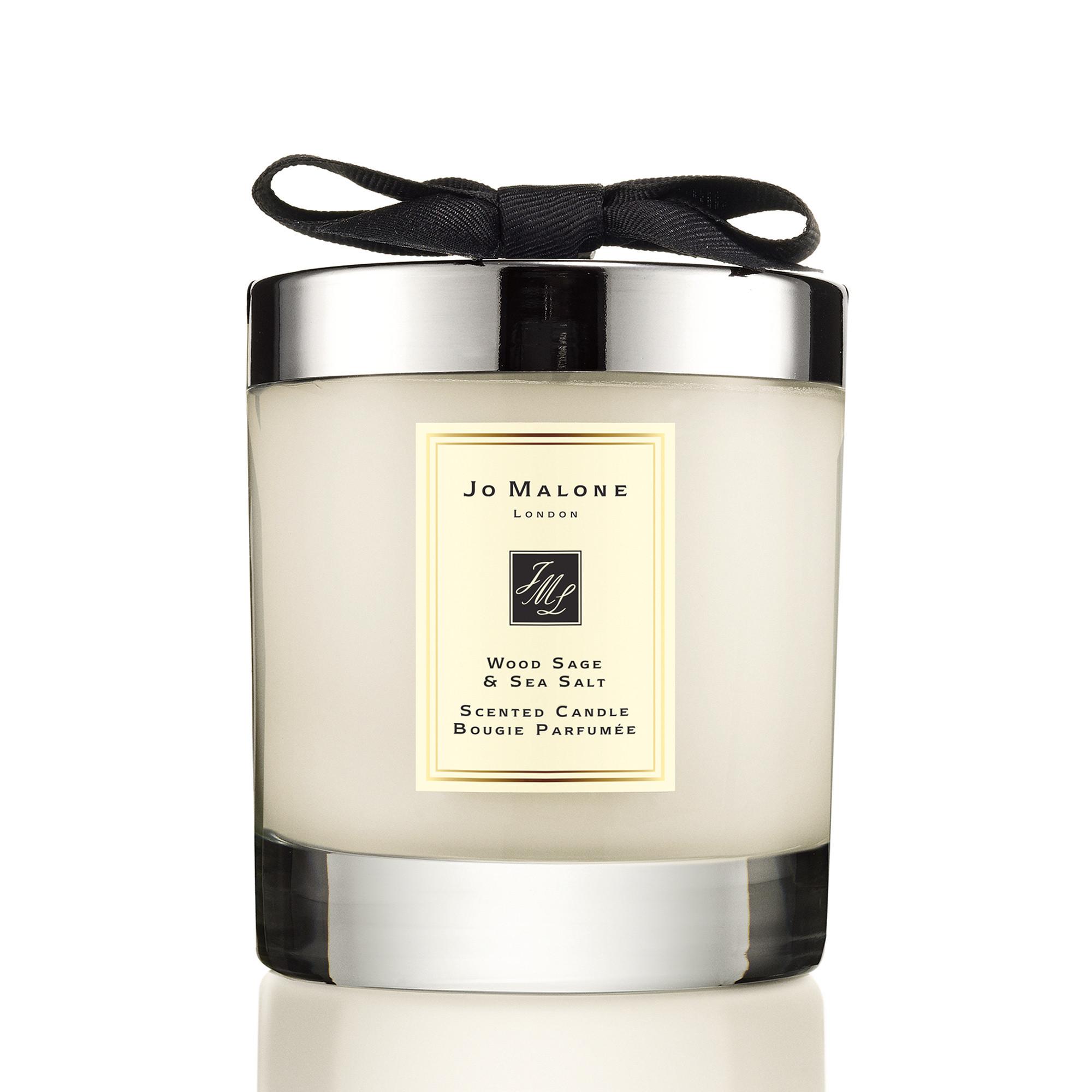 Jo Malone London wood sage & sea salt home candle 200 g, Nero, large image number 0