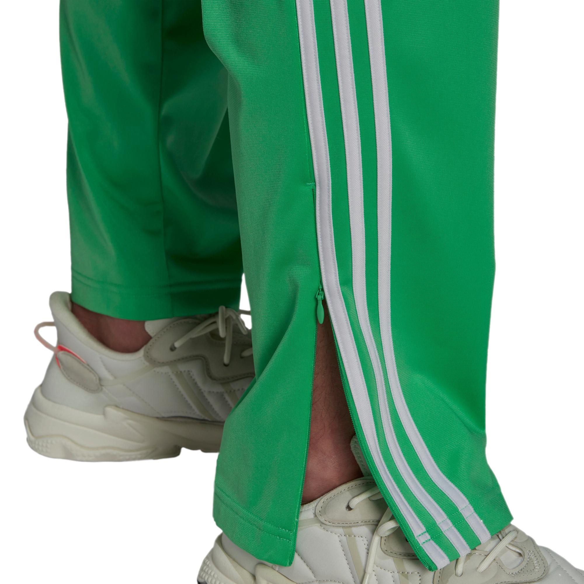 Pantaloni tuta uomo adicolor Classics Firebird Primeblue, Verde, large image number 2