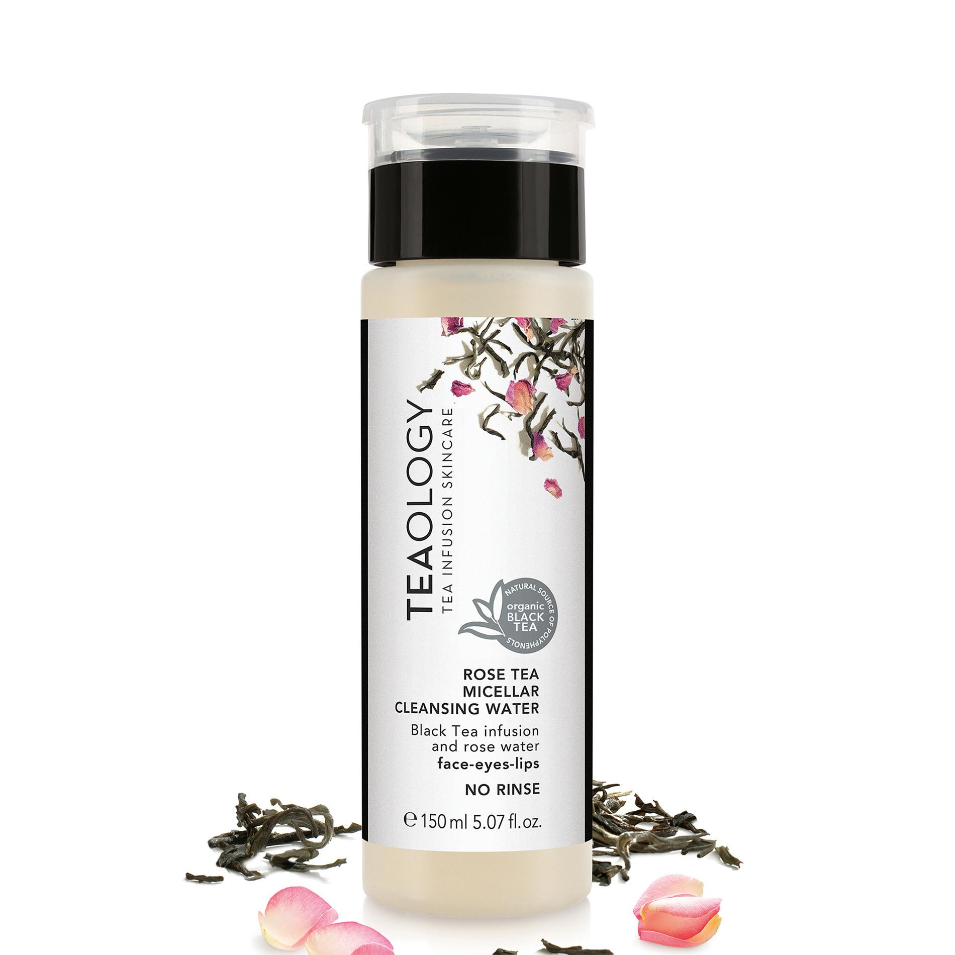 Rose Tea Acqua Micellare 150 ml, Bianco, large image number 3