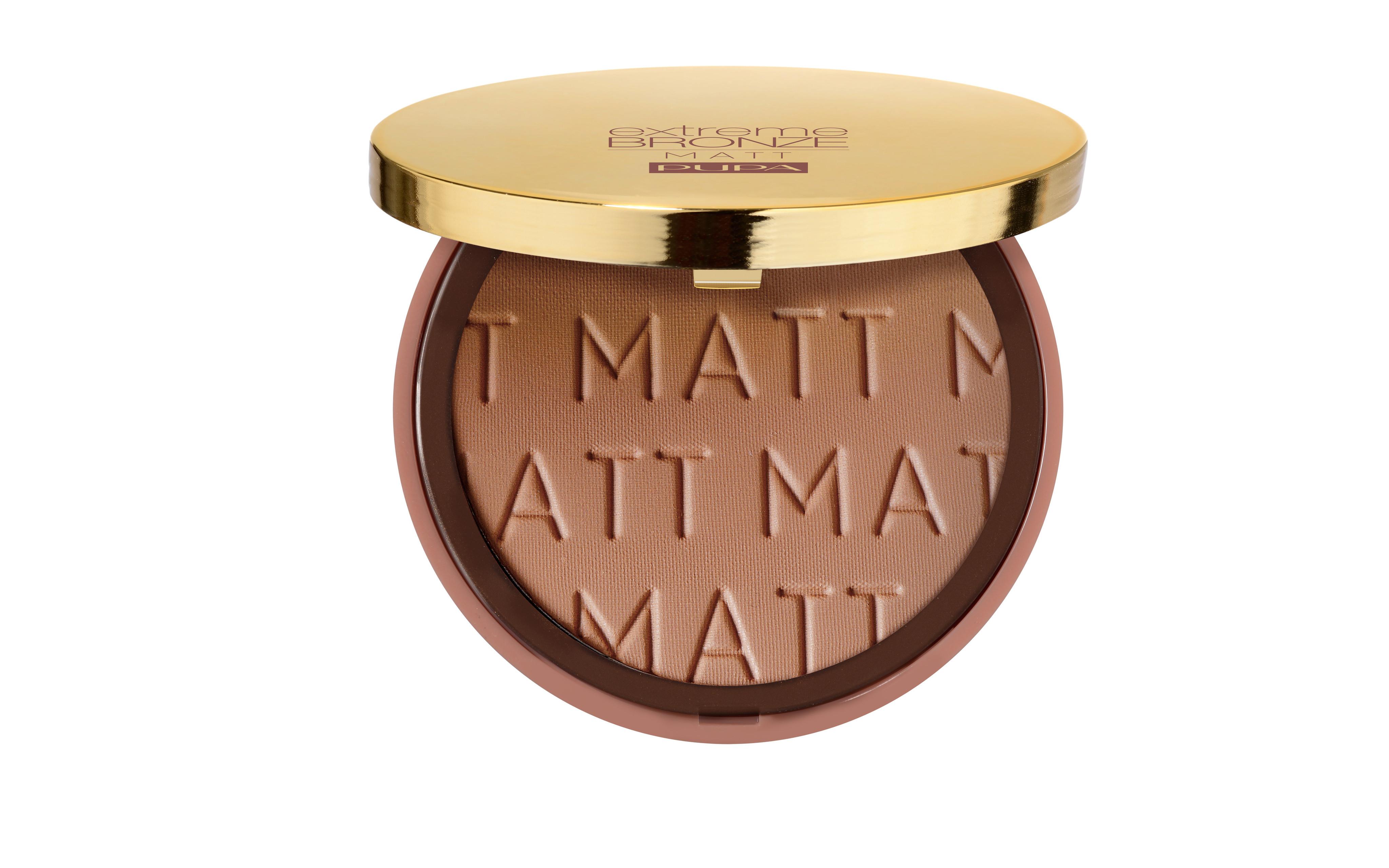 Pupa extreme bronze matt - 01, 001SAND, large image number 0