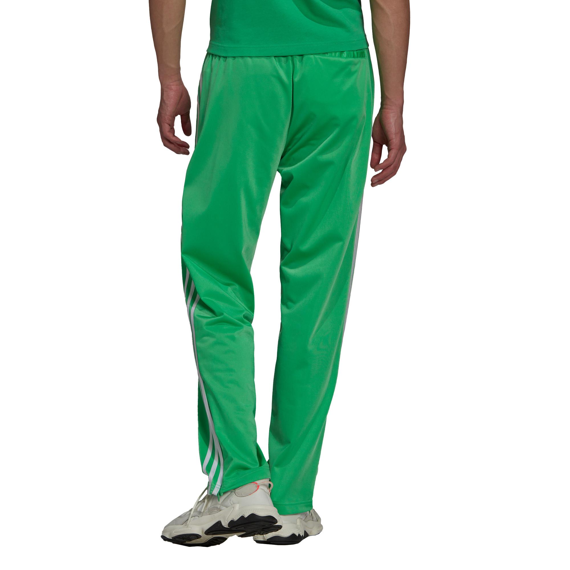 Pantaloni tuta uomo adicolor Classics Firebird Primeblue, Verde, large image number 1