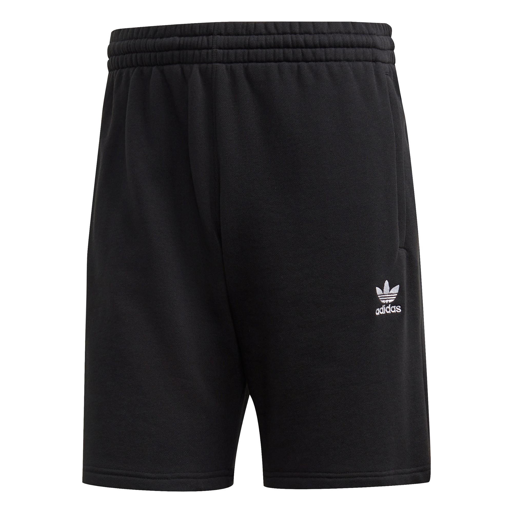 Shorts Loungewear Trefoil Essentials, Nero, large image number 0