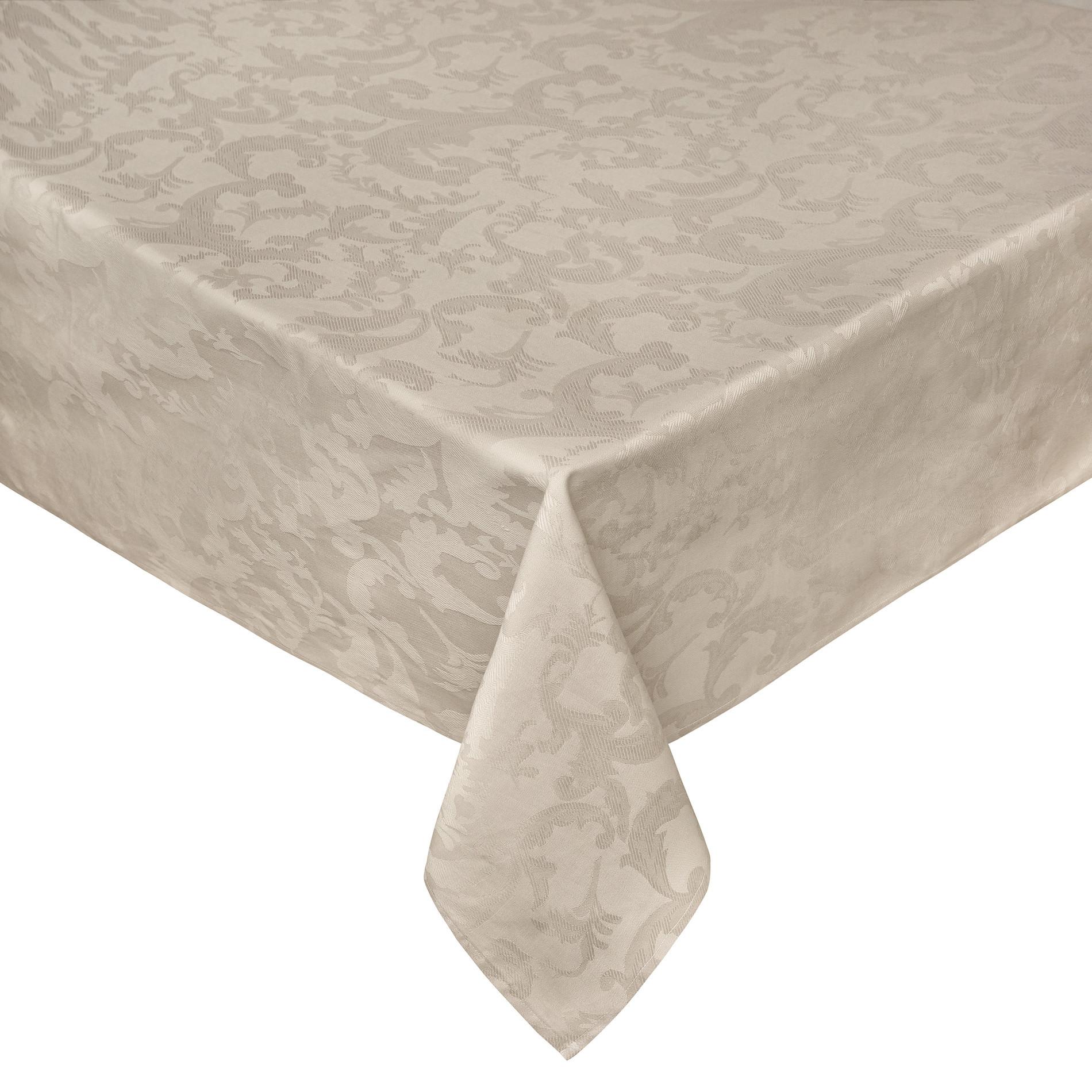 Tovaglia in jacquard di cotone egiziano, , large image number 0
