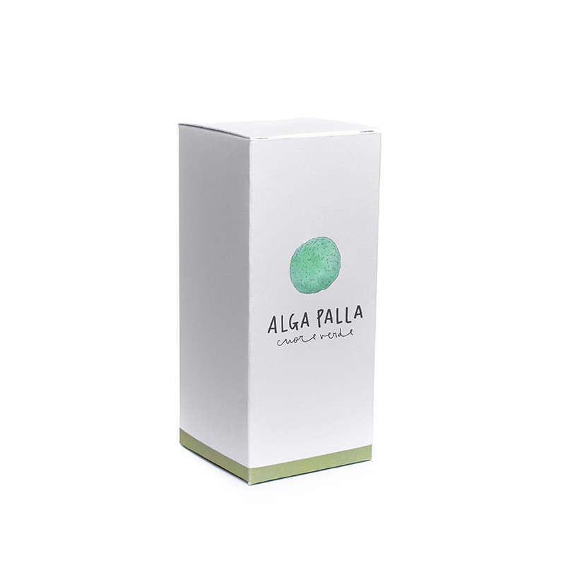 Alga Palla® Wood Coppia La Felicità, Verde, large image number 1