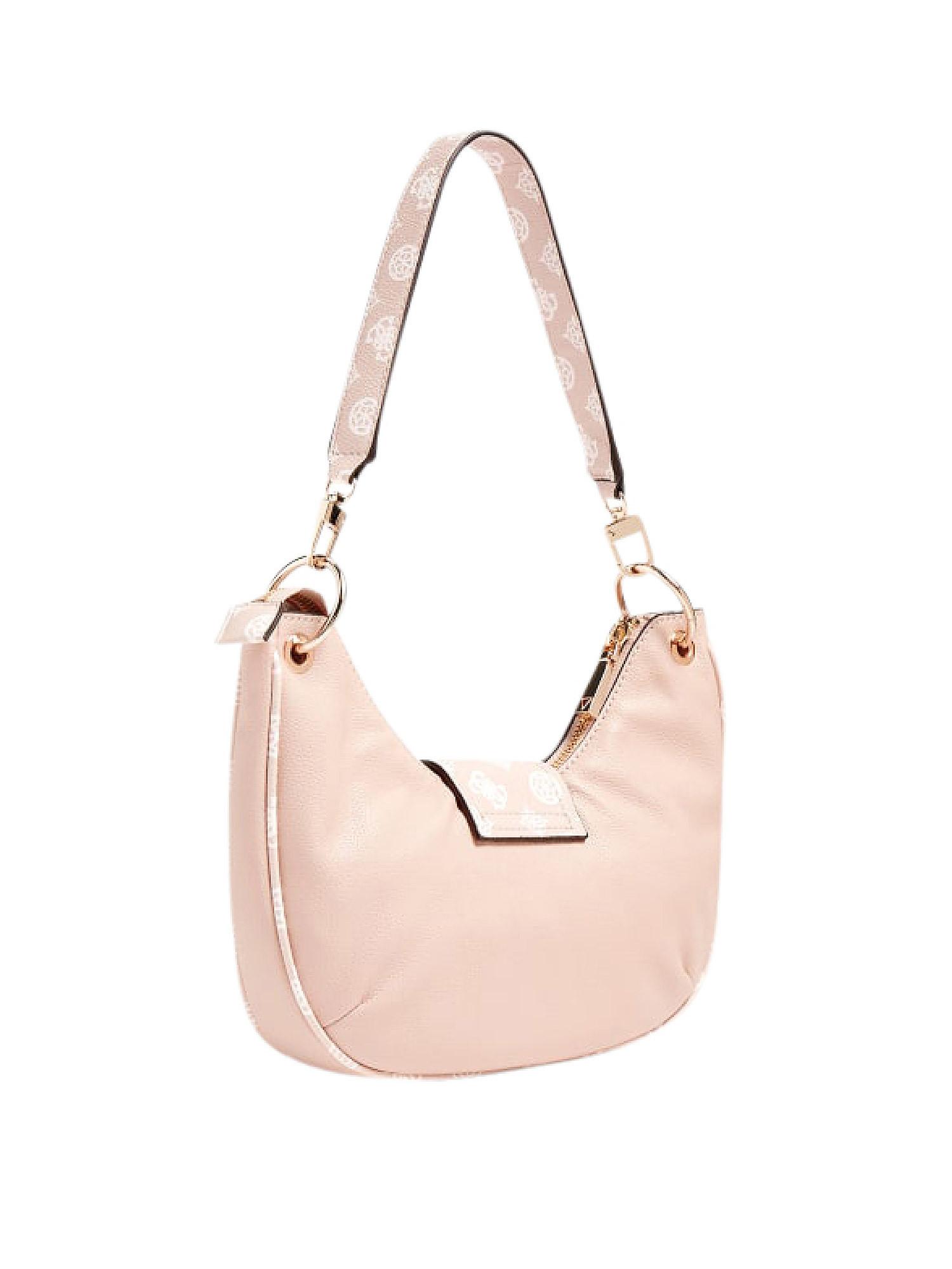 Brightside Hobo Bag, Rosa cipria, large image number 2