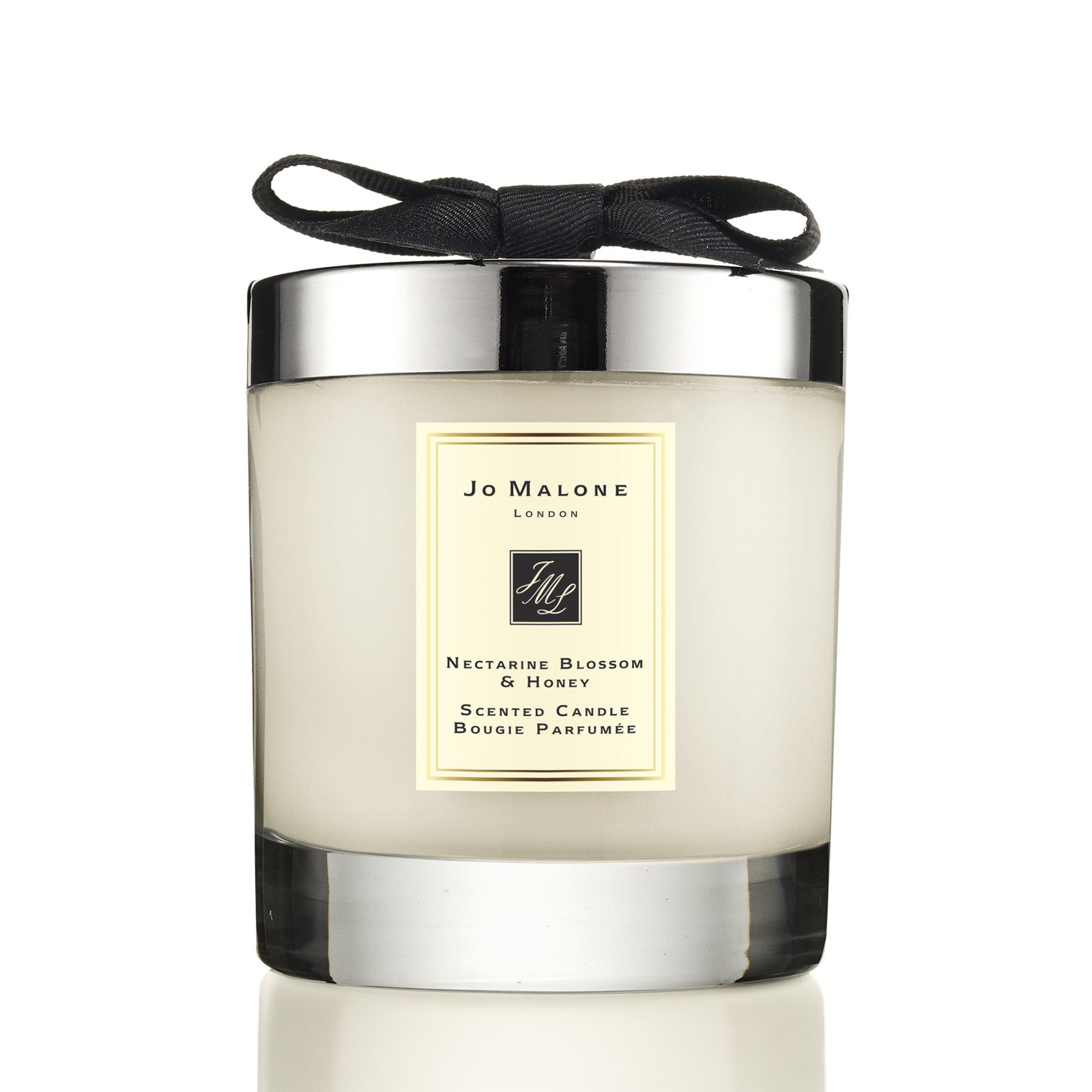 Jo Malone London nectarine blossom & honey home candle 200 g, Nero, large image number 0