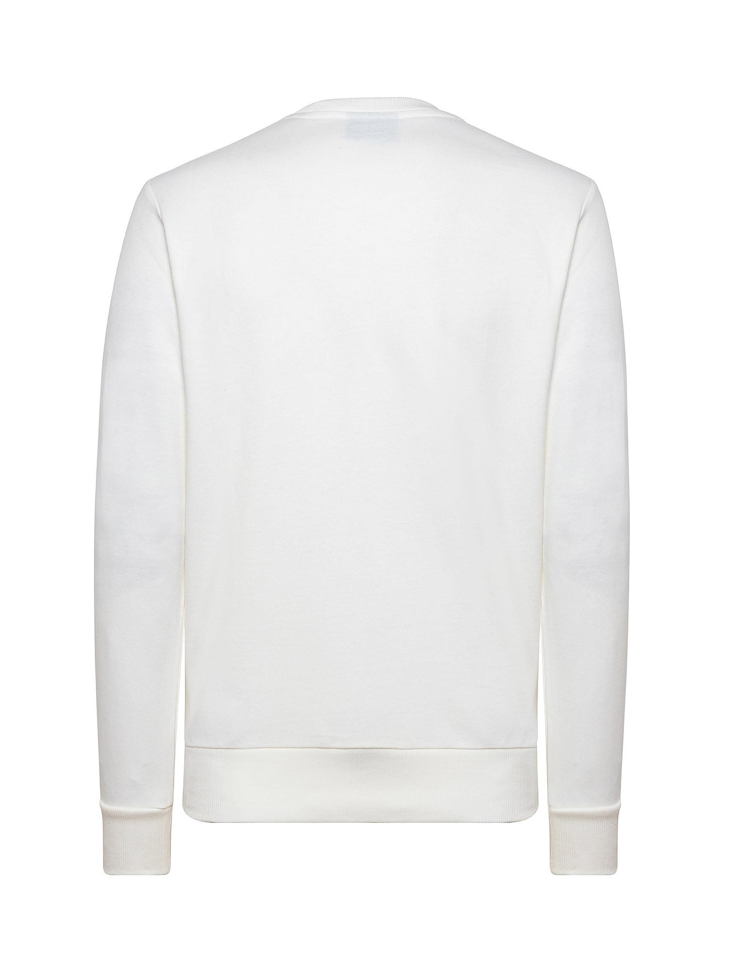 Maglioncino uomo regular fit, Bianco, large image number 1