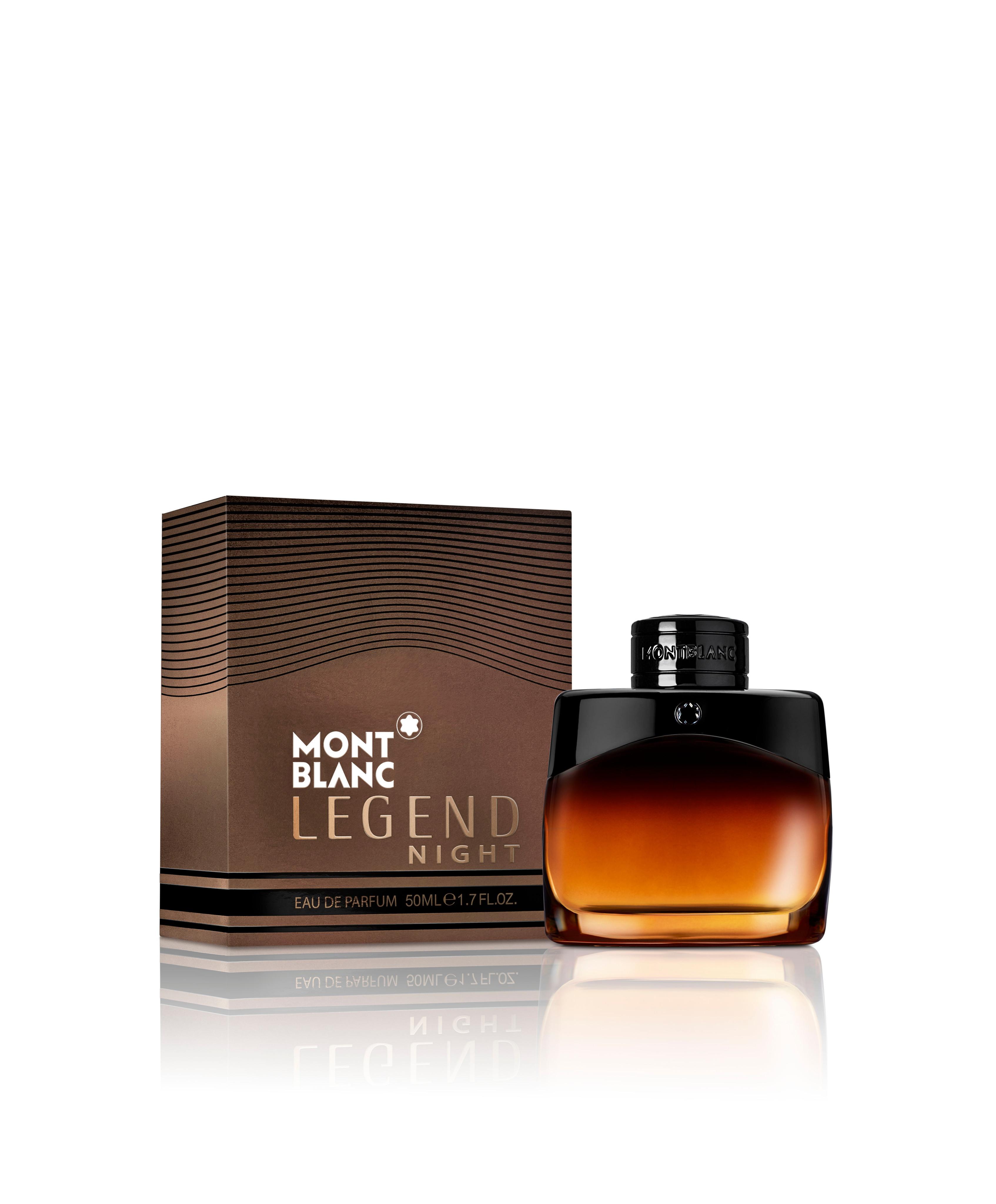 Montblanc Legend Night 50 ml, Nero, large image number 1