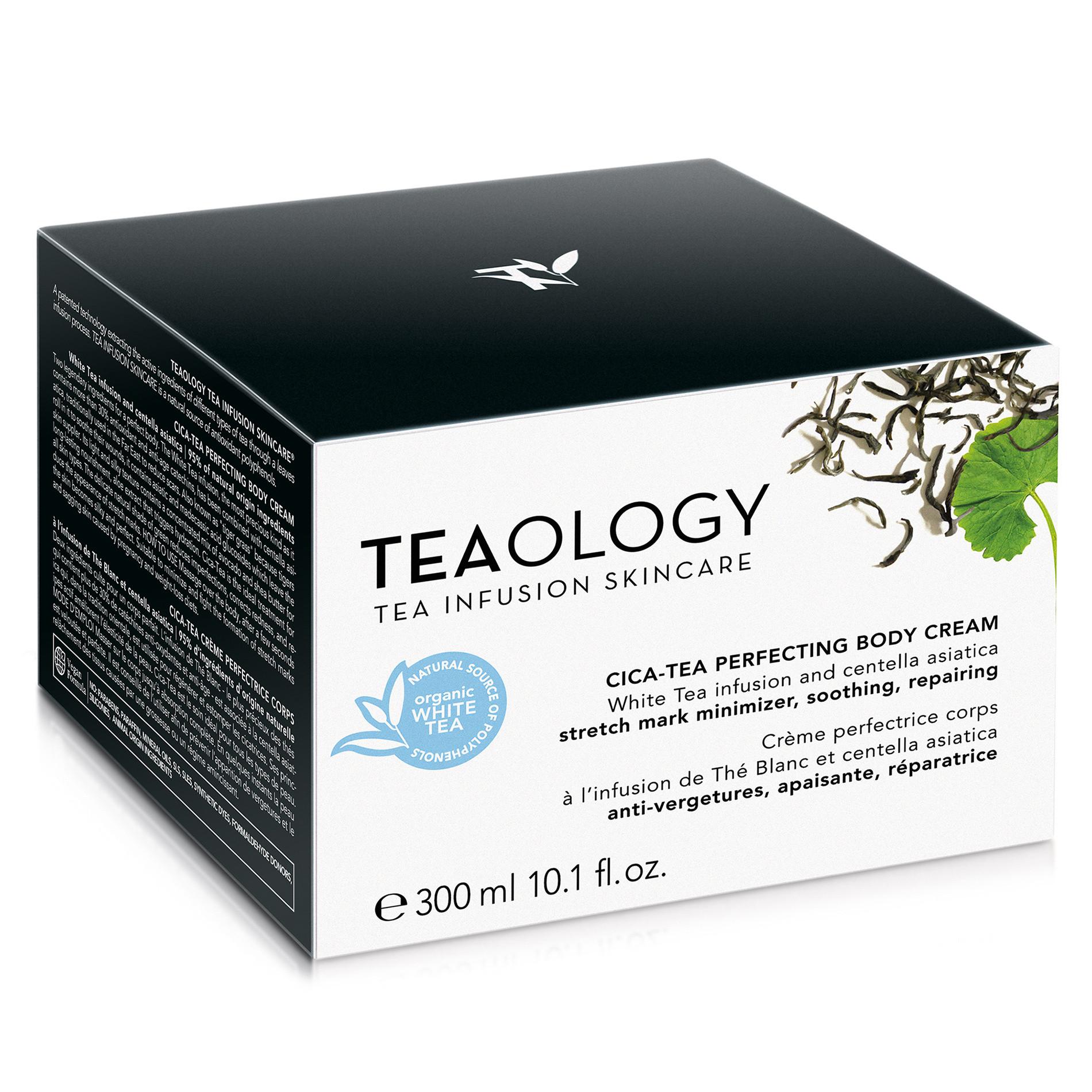 Teaolgy Cica-Tea Perfecting Body Cream 300 ml, Bianco, large image number 0