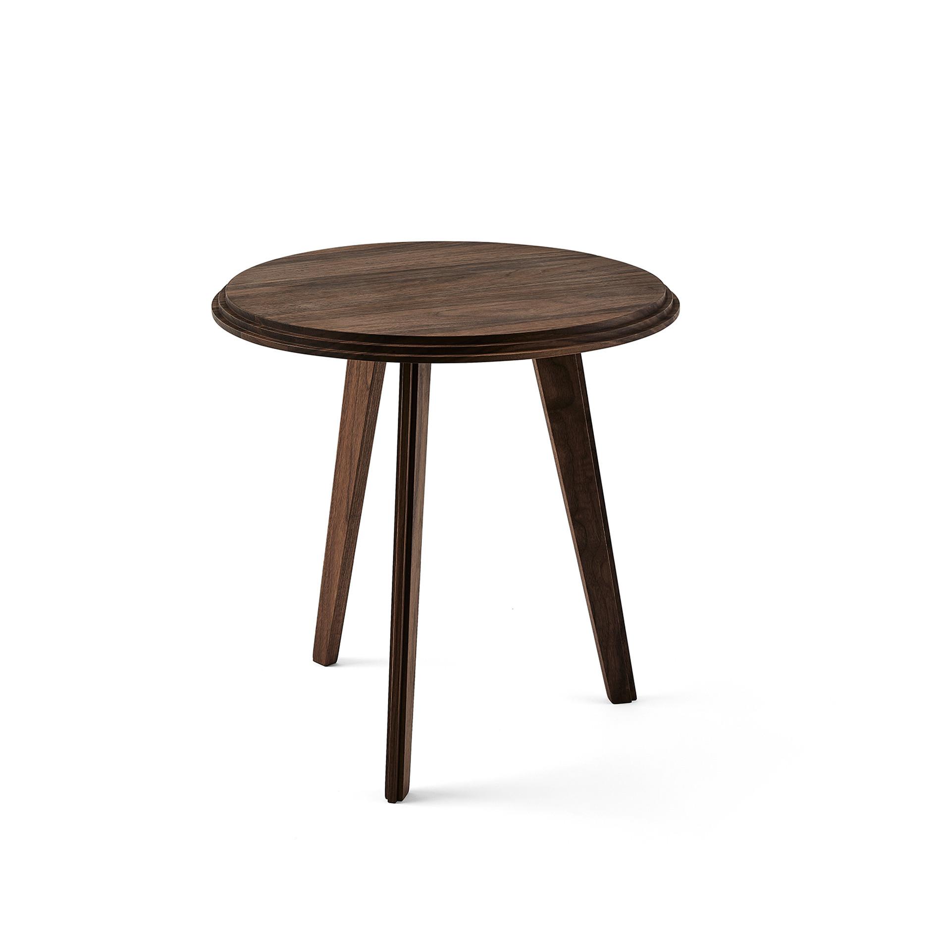 Tavolino in legno di noce by Francesco Meda, Marrone scuro, large image number 0