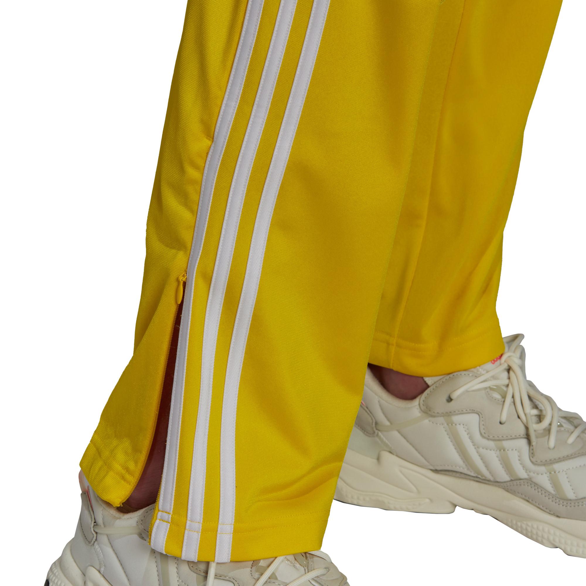 Pantaloni tuta uomo adicolor Classics Firebird Primeblue, Giallo, large image number 3
