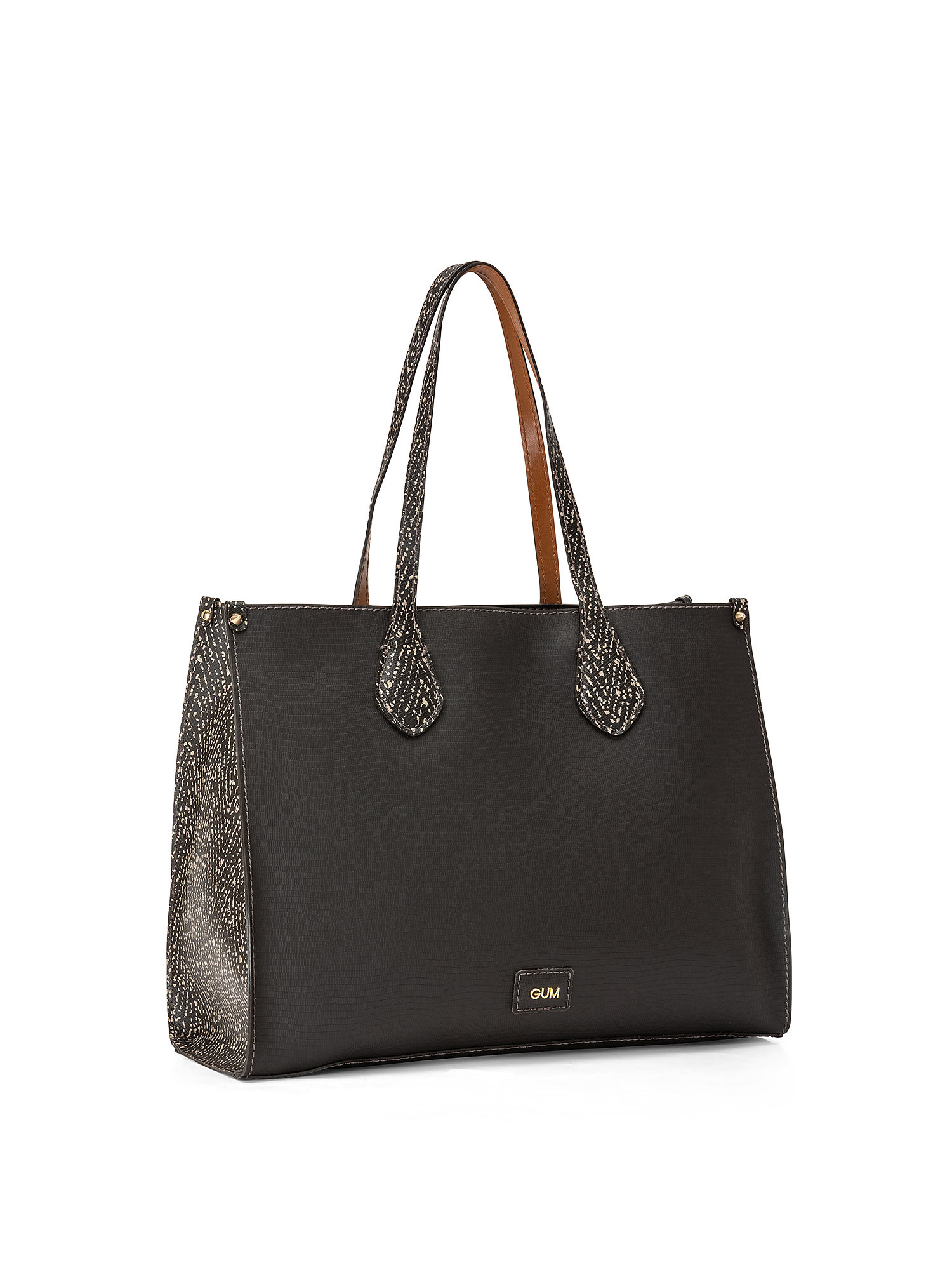 Tote bag, Nero, large image number 1
