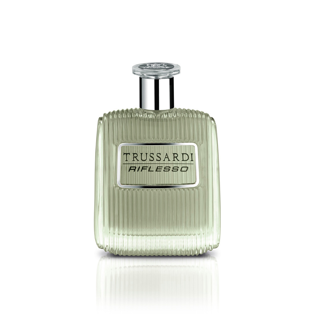 Trussardi Riflesso After Shave Lotion 100 ml, Grigio argento, large image number 0