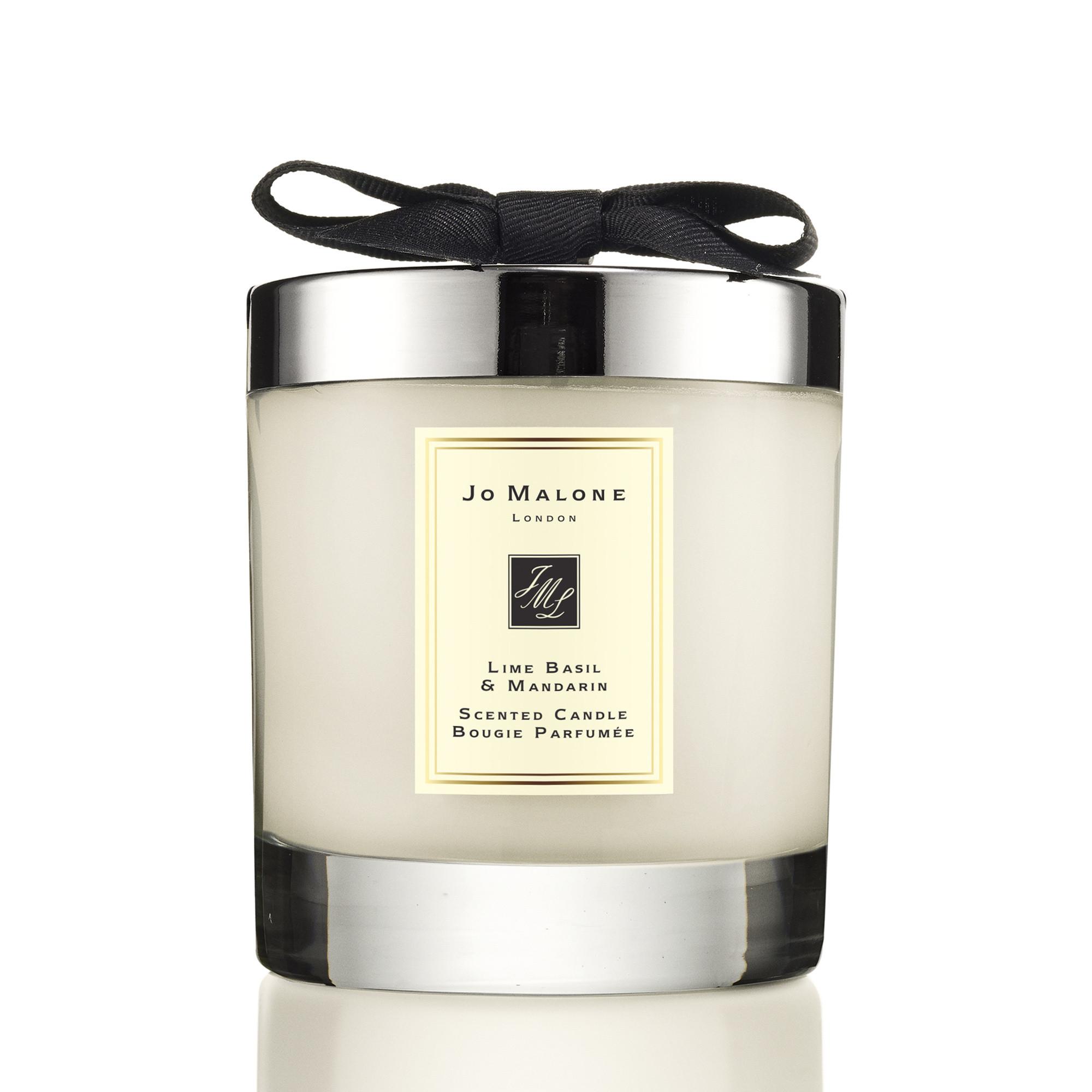 Jo Malone London lime basil & mandarin home candle 200 g, Nero, large image number 0