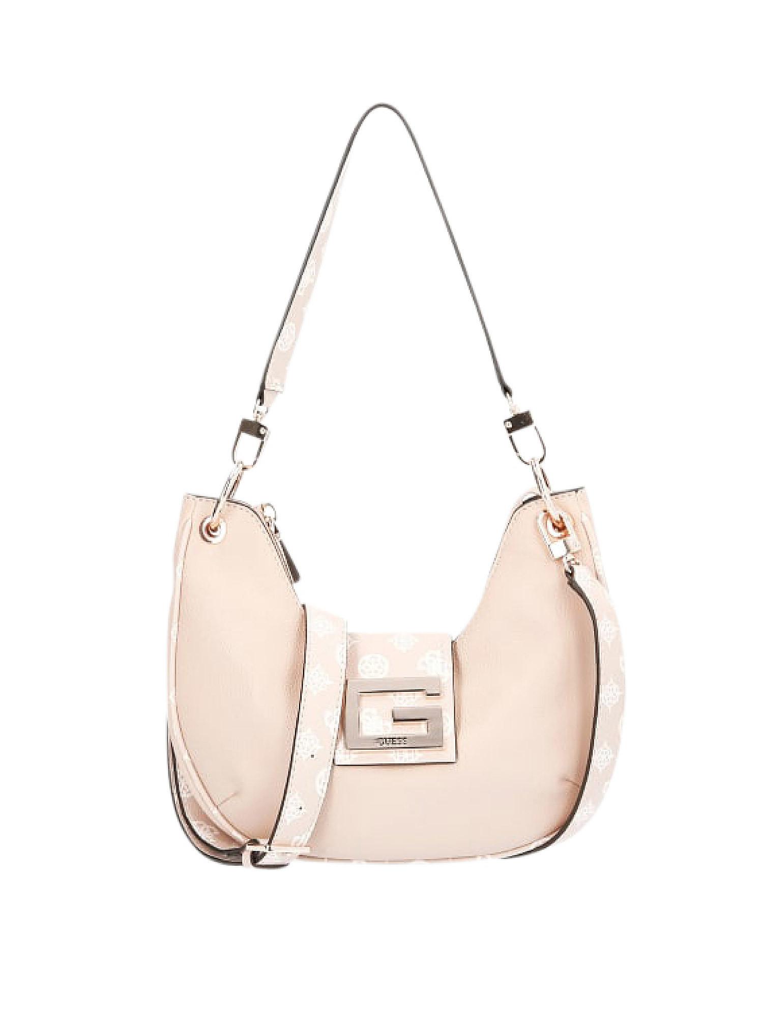 Brightside Hobo Bag, Rosa cipria, large image number 4